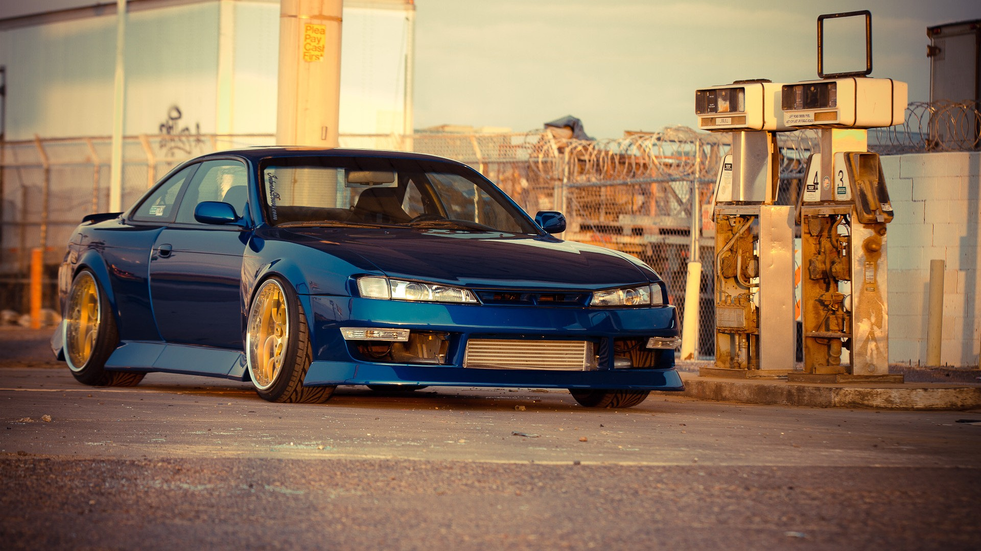 1920x1080 - Nissan Silvia S14 Wallpapers 28