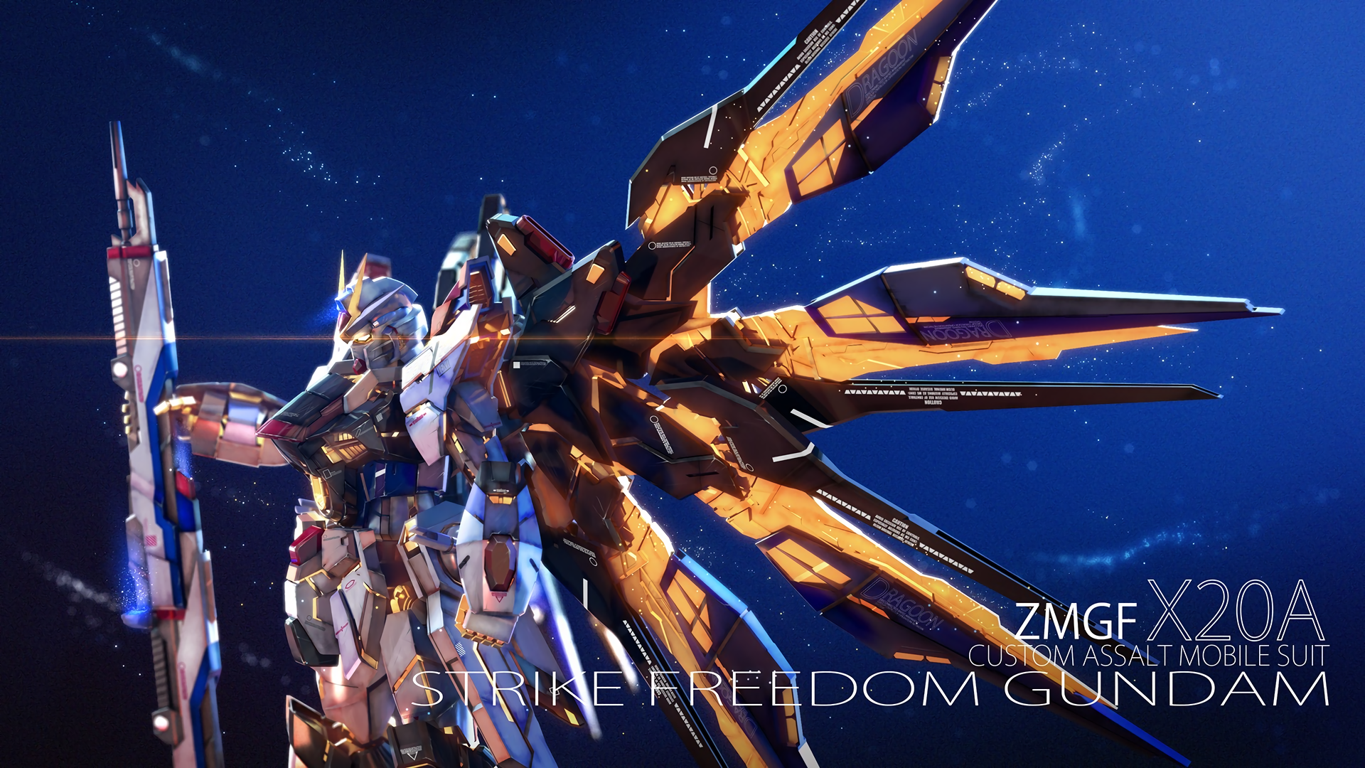 1920x1080 - Mobile Suit Gundam Seed Destiny Wallpapers 4