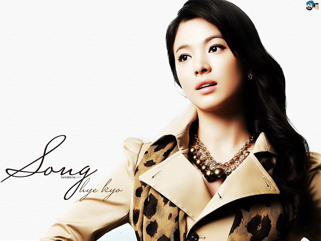 1024x768 - Song Hye-Kyo Wallpapers 4