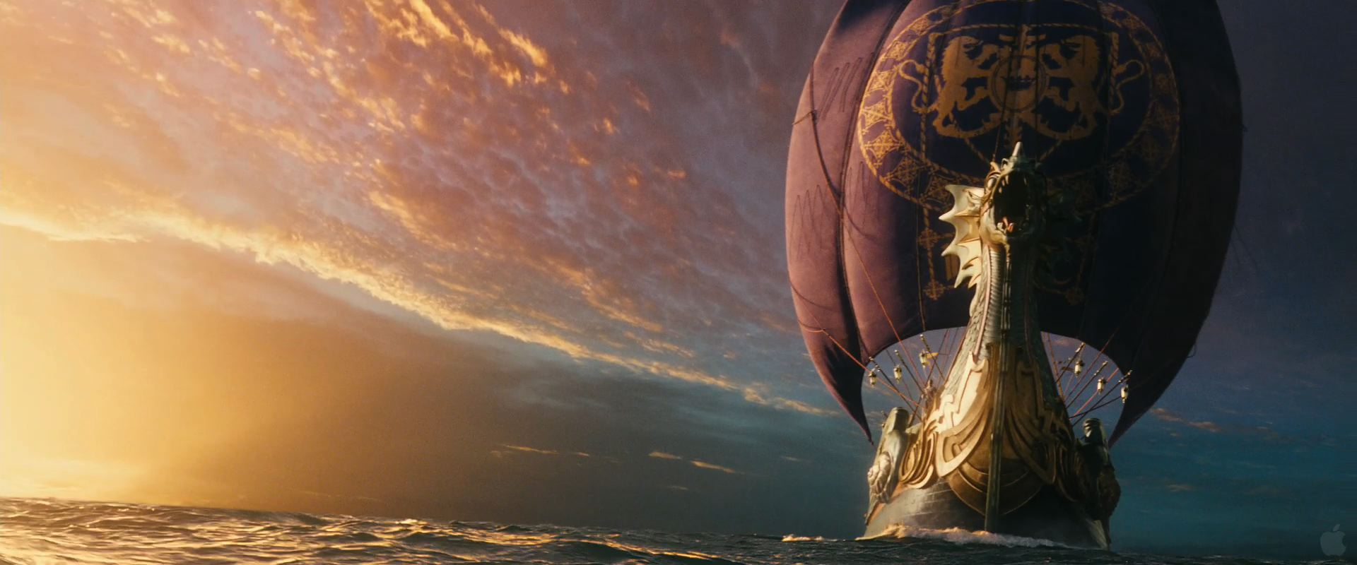 1920x800 - The Chronicles of Narnia: The Voyage of the Dawn Treader Wallpapers 13