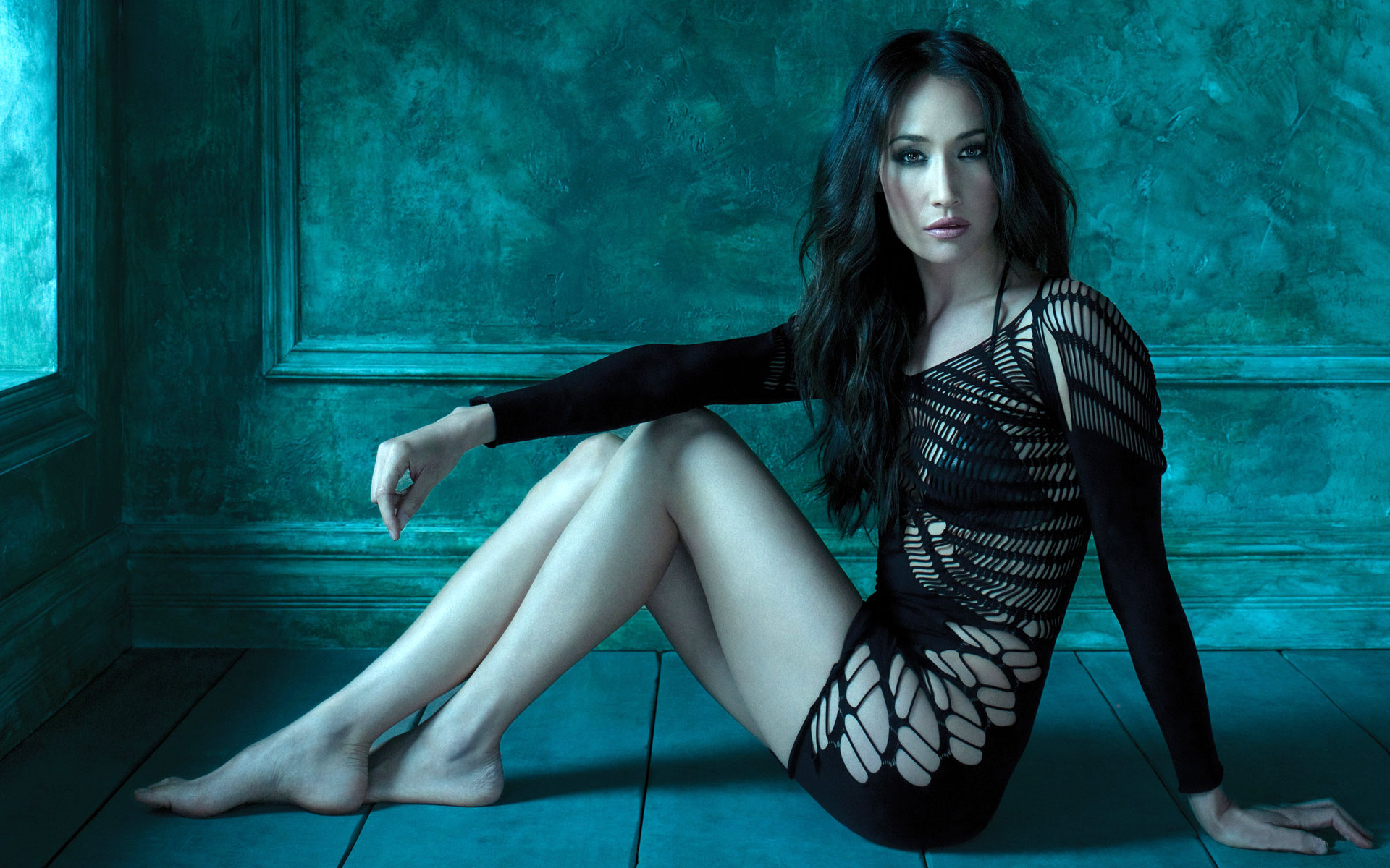1920x1200 - Maggie Q Wallpapers 4