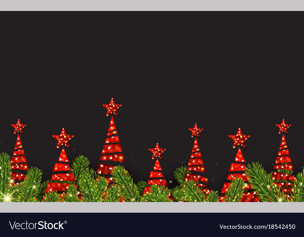 1000x780 - Christmas Trees Backgrounds 4