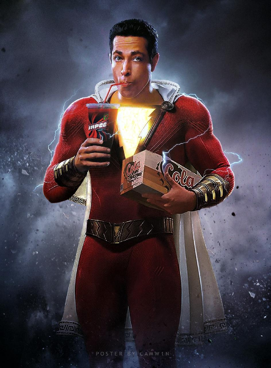 944x1280 - Shazam! Wallpapers 16