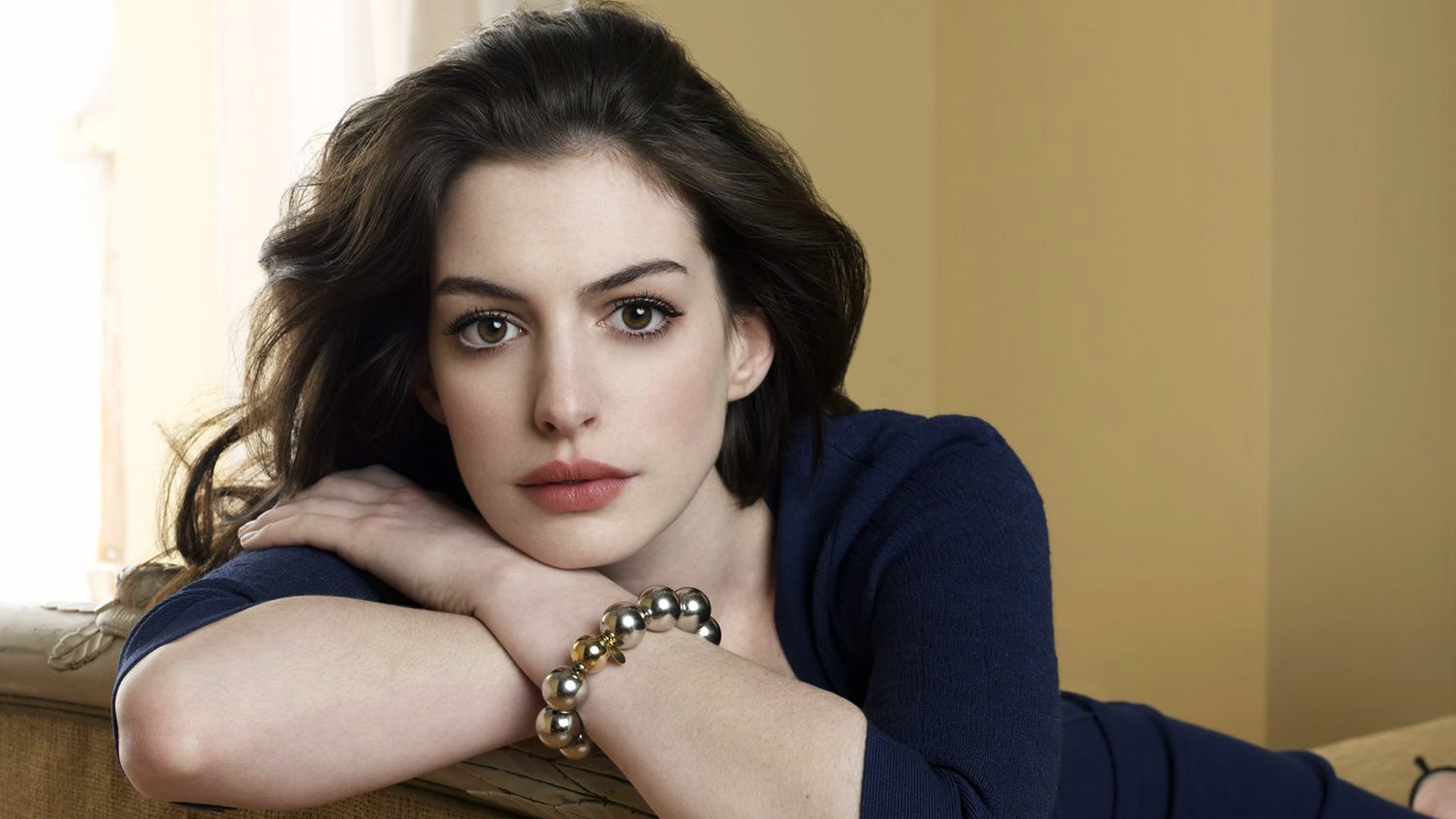 3840x2160 - Anne Hathaway Wallpapers 16