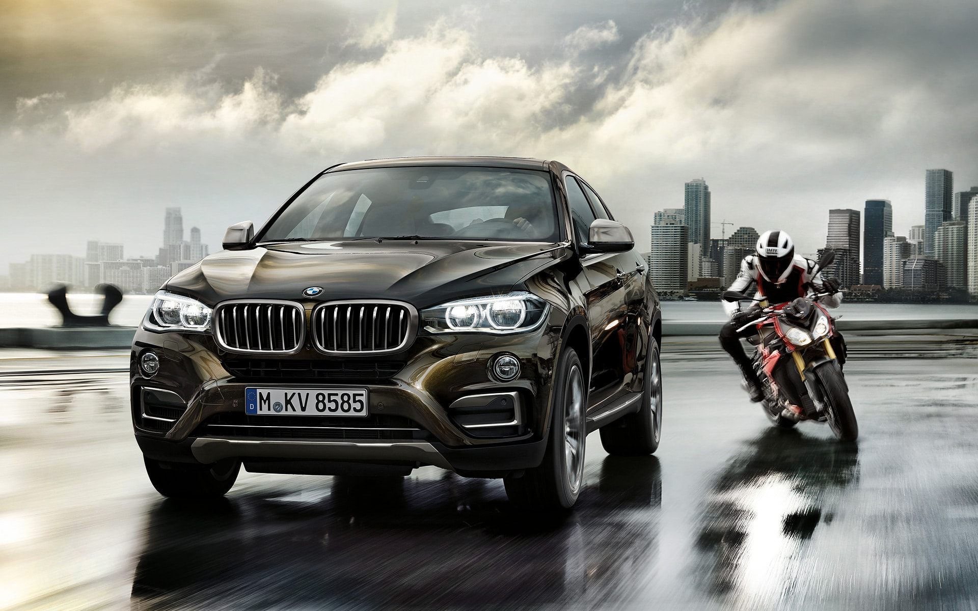 1920x1200 - BMW X6 Wallpapers 30