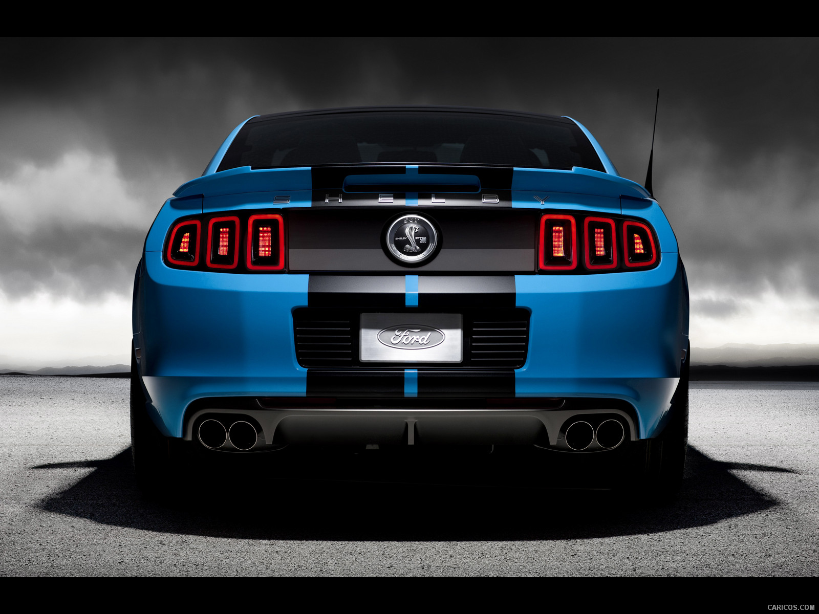 1600x1200 - Ford Mustang GT500 Wallpapers 13