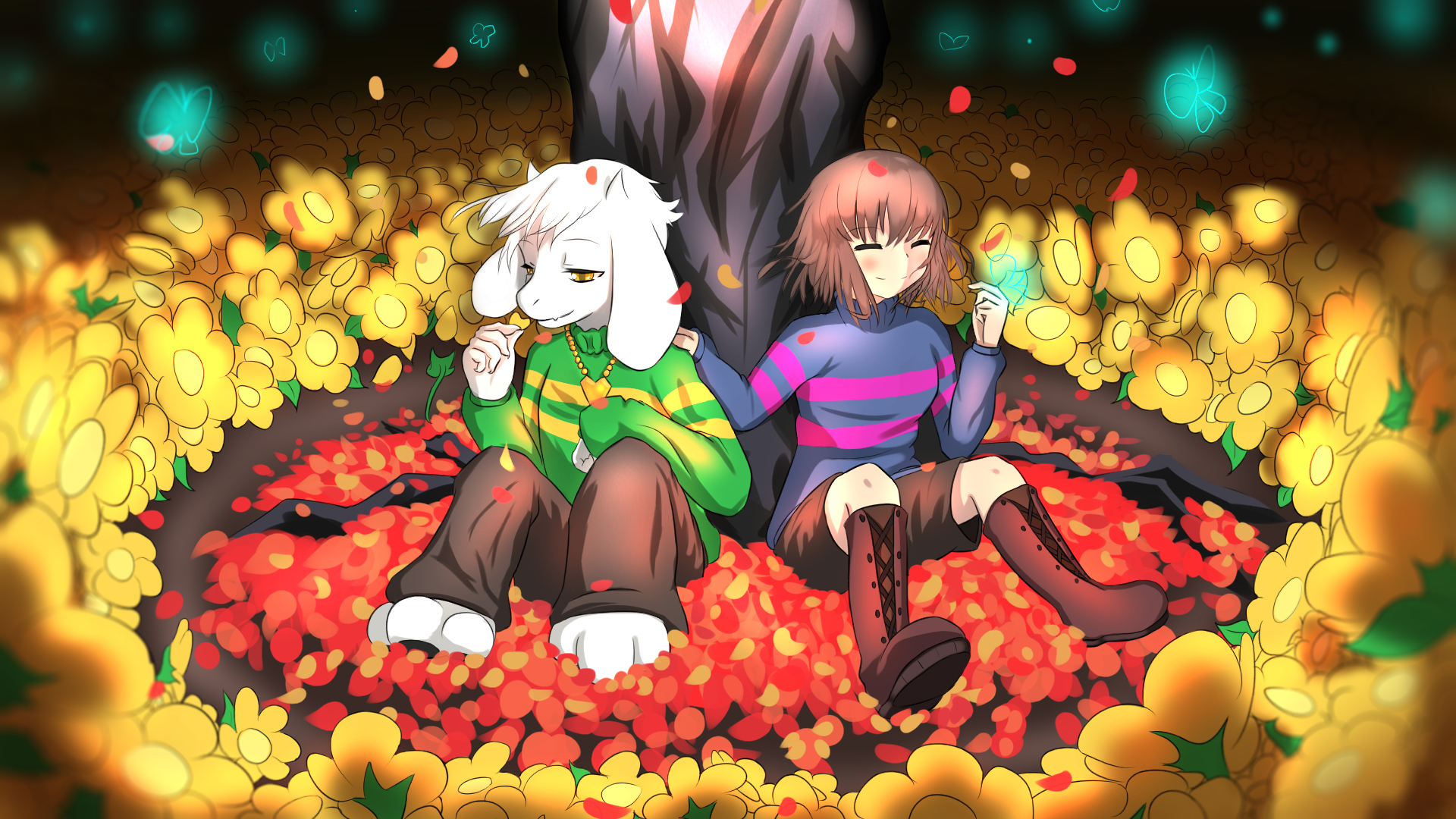 1920x1080 - Undertale Wallpaper 1920x1080 17