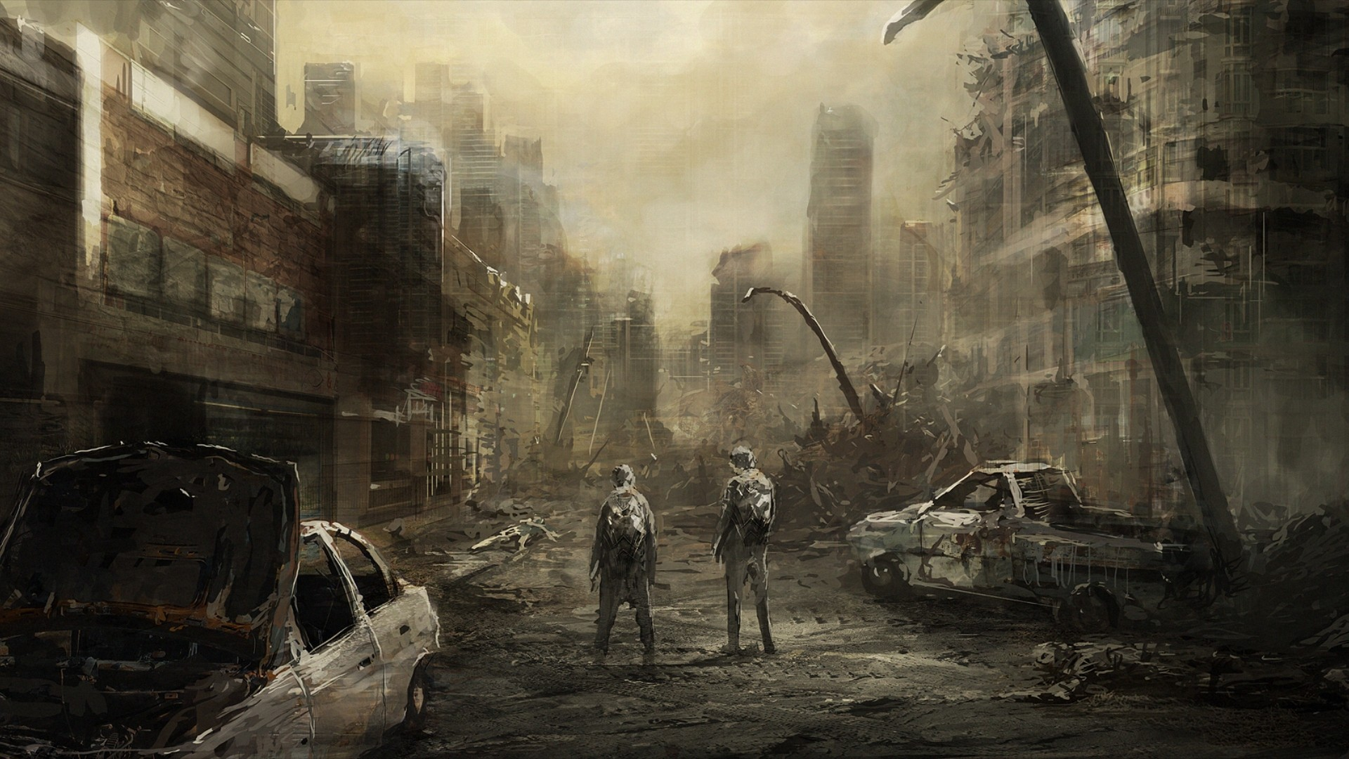 1920x1080 - Post Apocalyptic Wallpapers 4