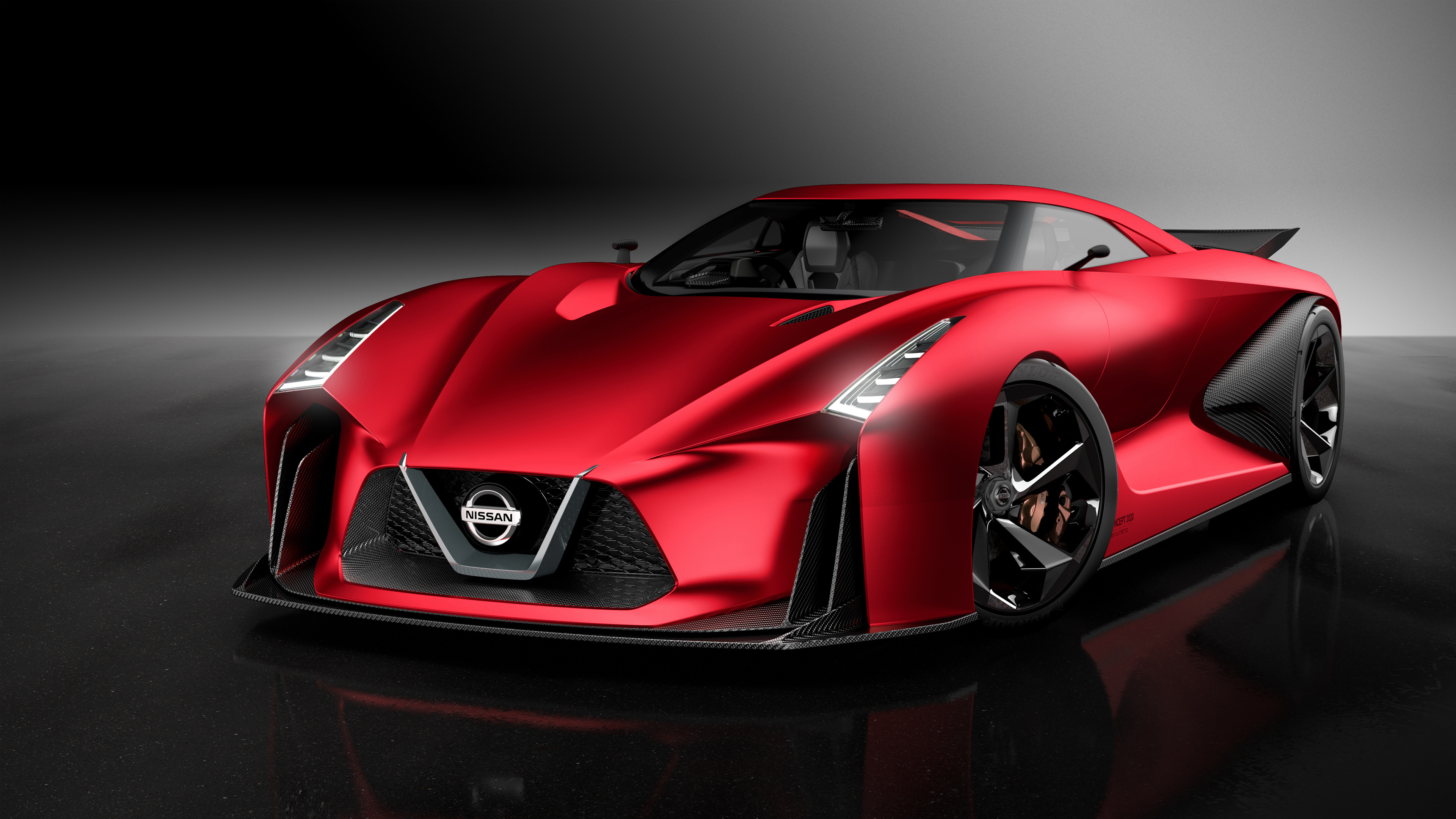 3840x2160 - Nissan Concept Wallpapers 1