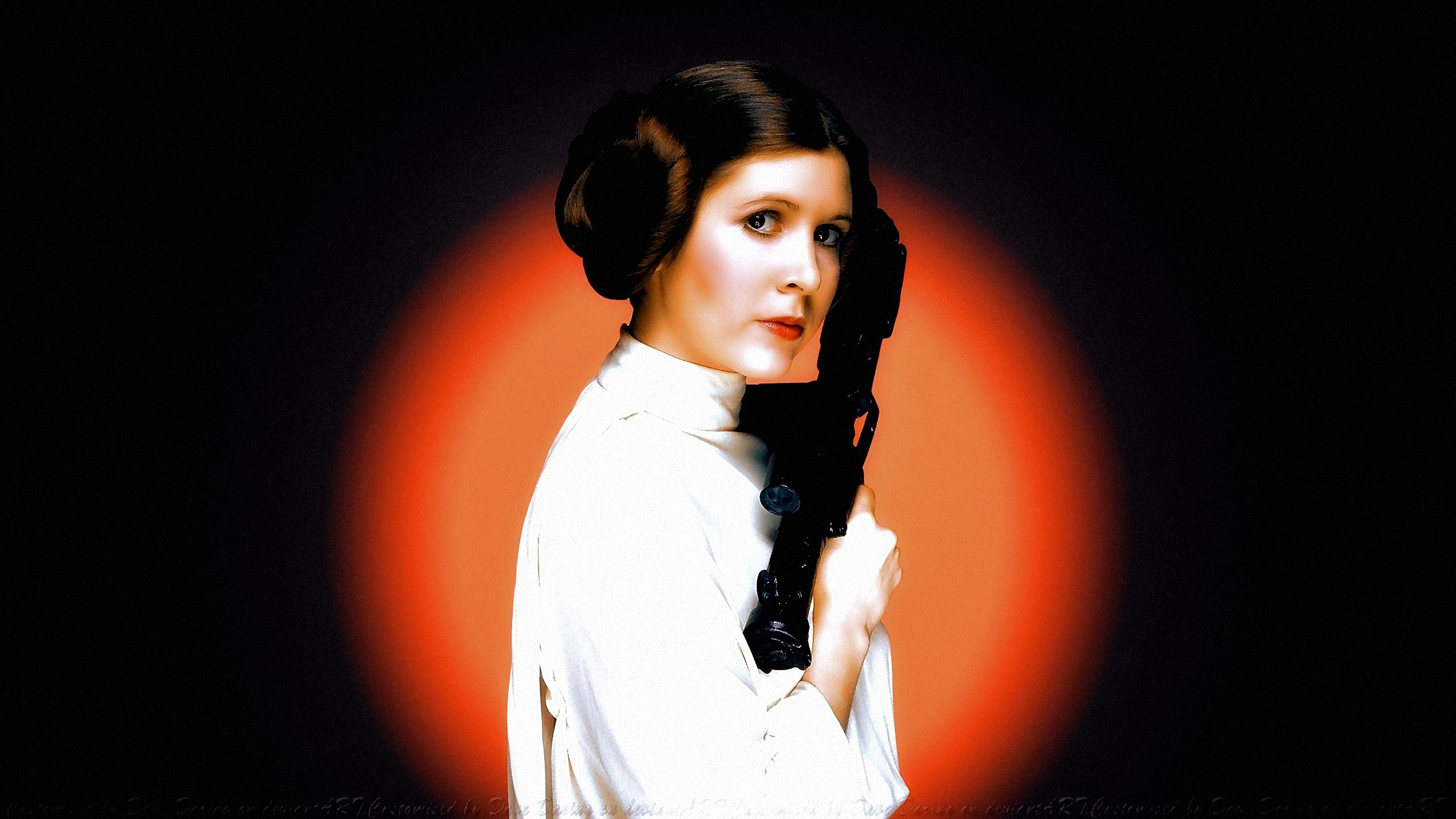 2560x1440 - Carrie Fisher Wallpapers 17