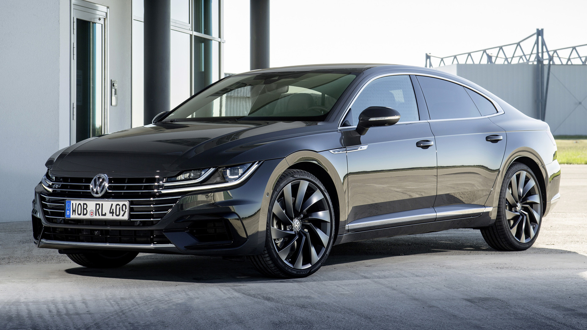 1920x1080 - Volkswagen Arteon Wallpapers 31