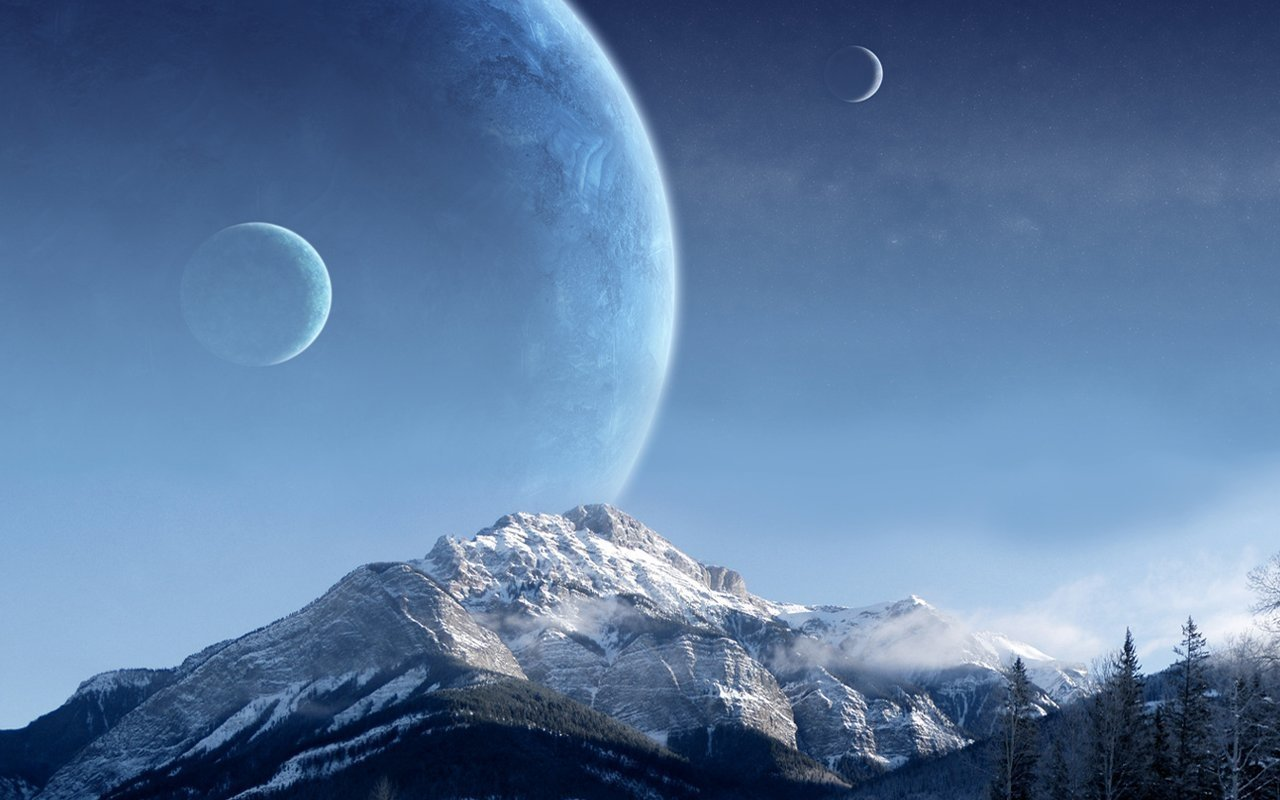 1280x800 - Planet Rise Wallpapers 16