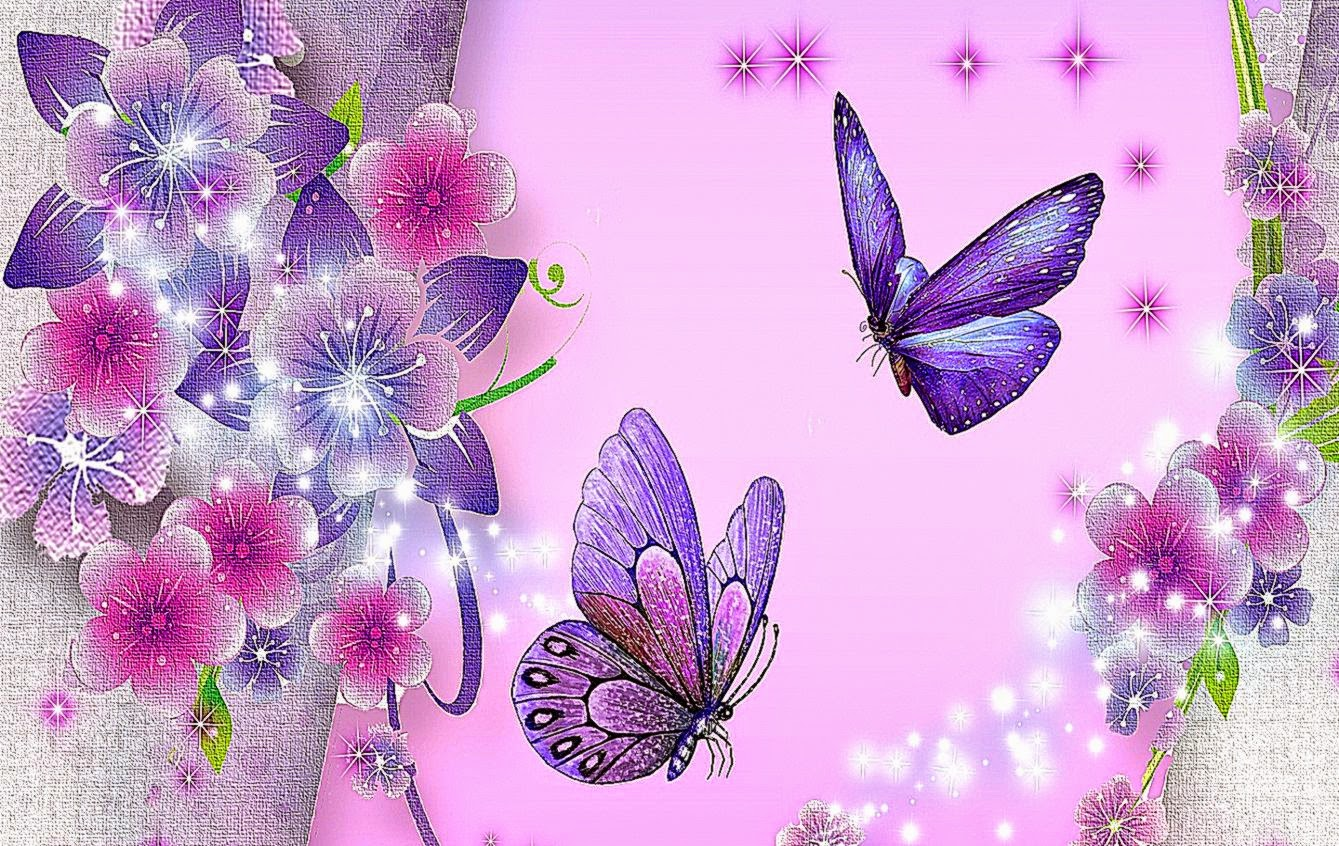 1339x846 - Pretty Butterfly Backgrounds 25