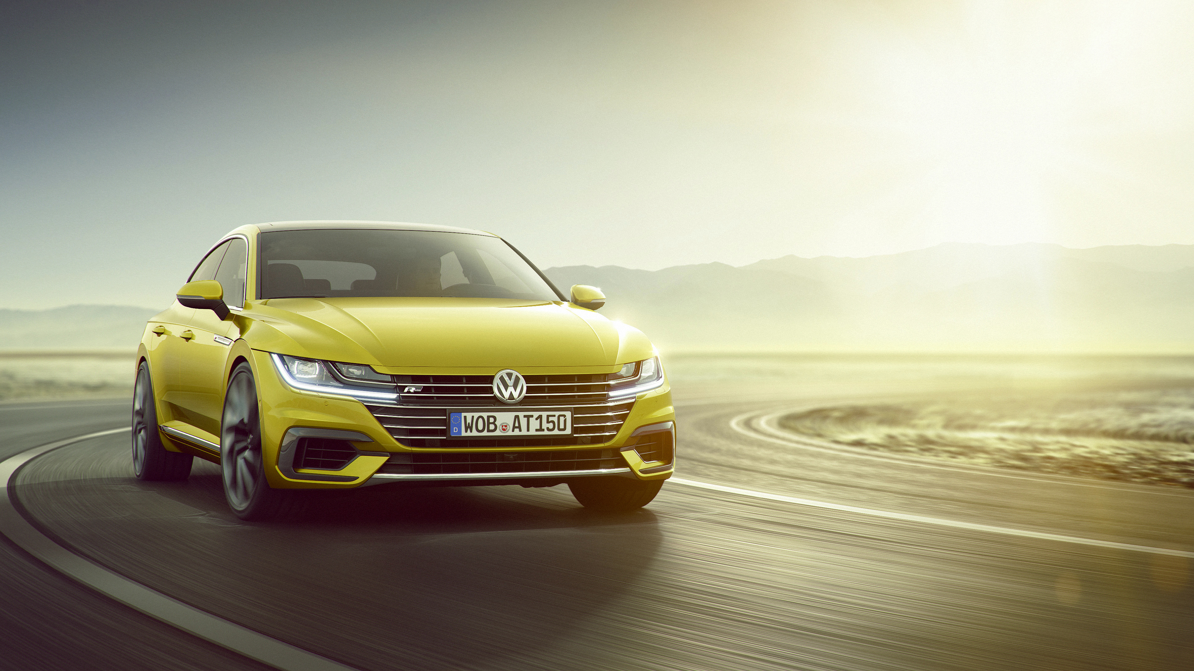 3840x2160 - Volkswagen Arteon Wallpapers 3