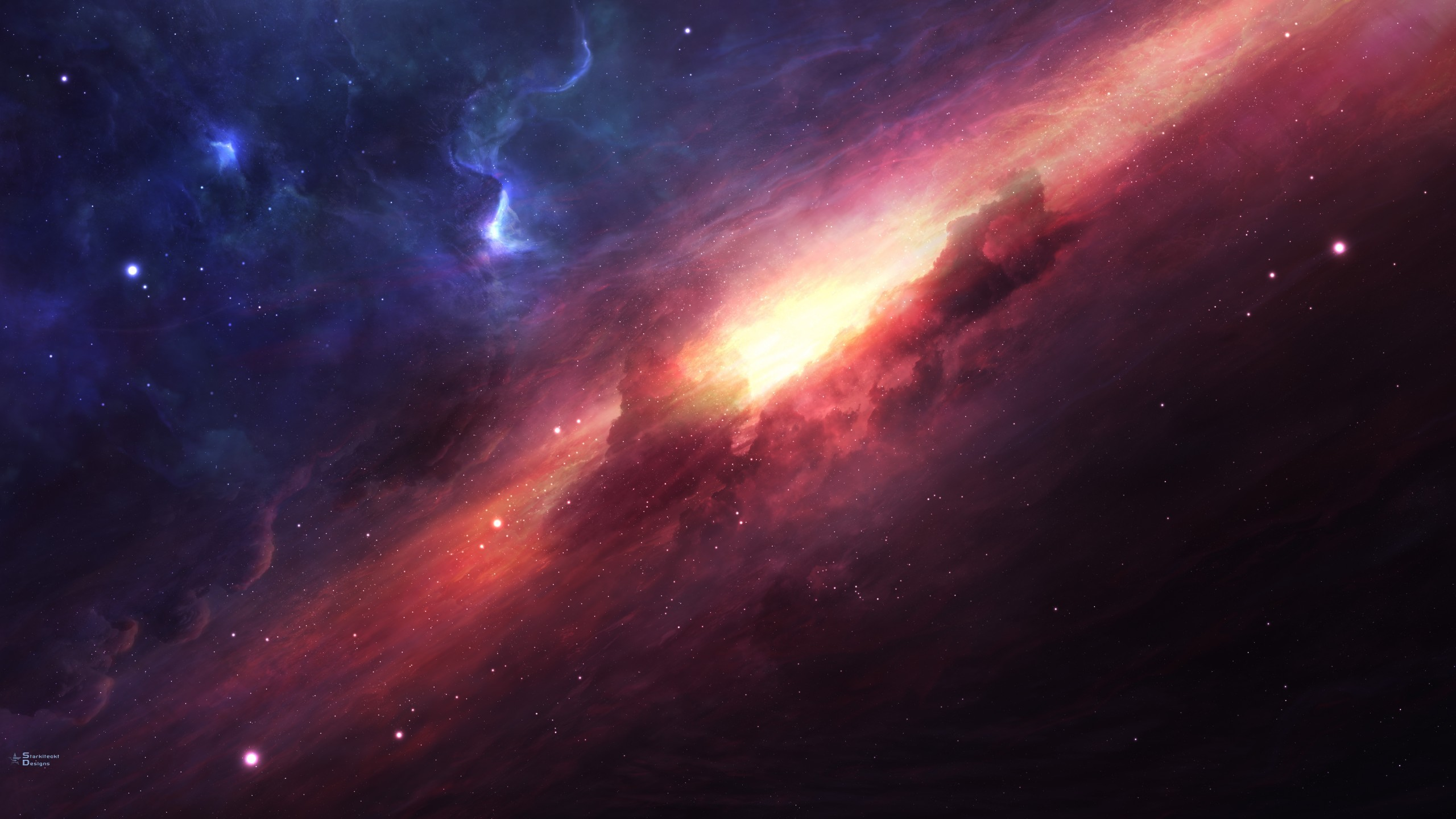 2560x1440 - 3840 X 2160 Space 14