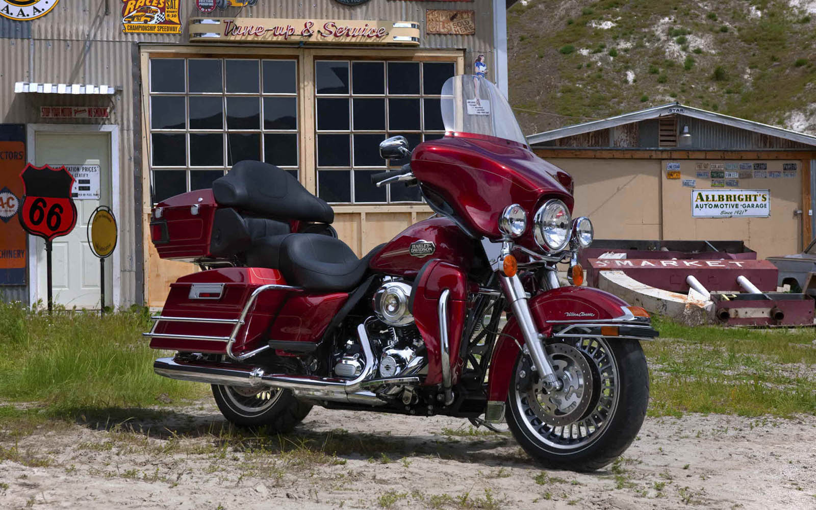 1600x1000 - Harley-Davidson Electra Glide Ultra Classic Wallpapers 16