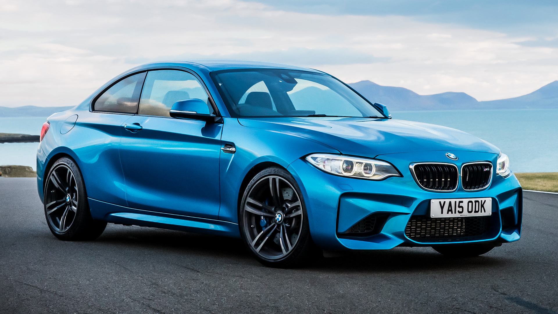 1920x1080 - BMW M2 Coupe Wallpapers 16
