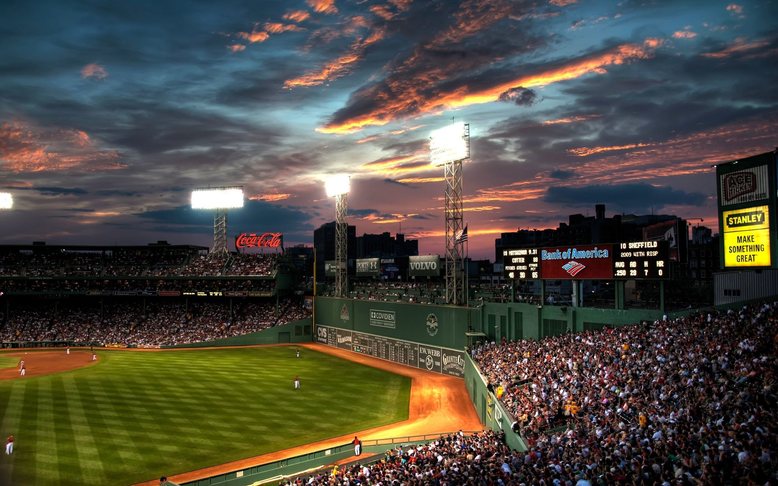 2560x1600 - Boston Red Sox Wallpaper Screensavers 8