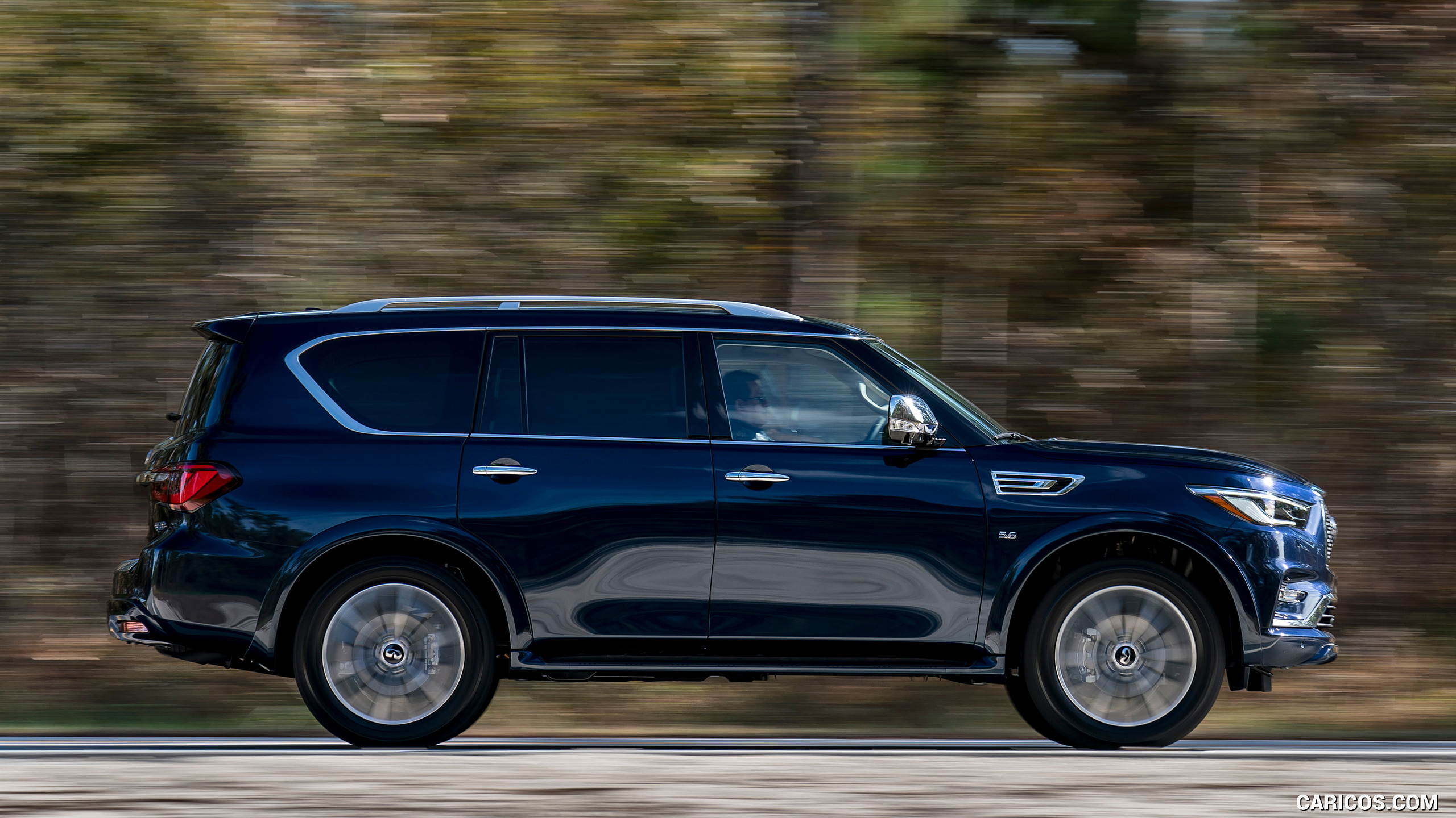 2560x1440 - Infiniti QX80 Wallpapers 32