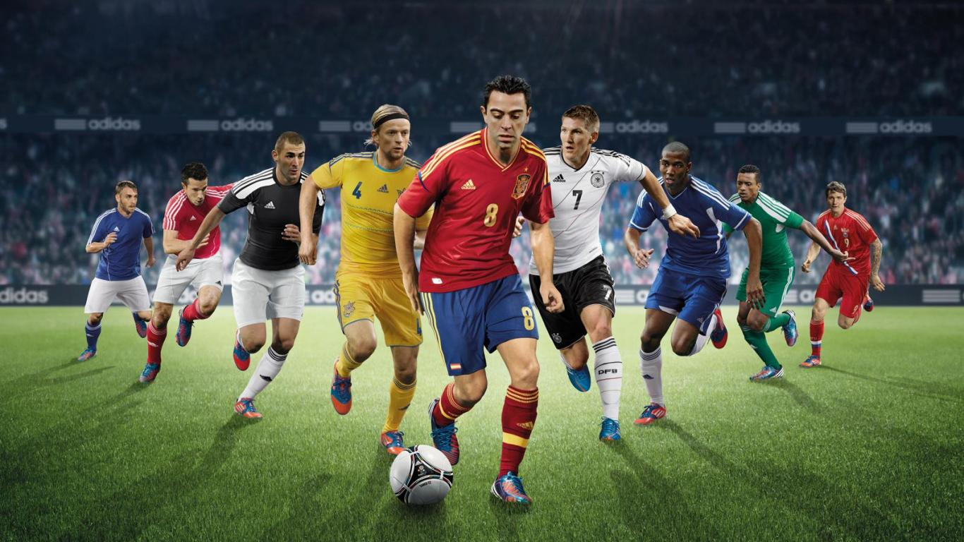 1366x768 - Soccer Wallpapers 18