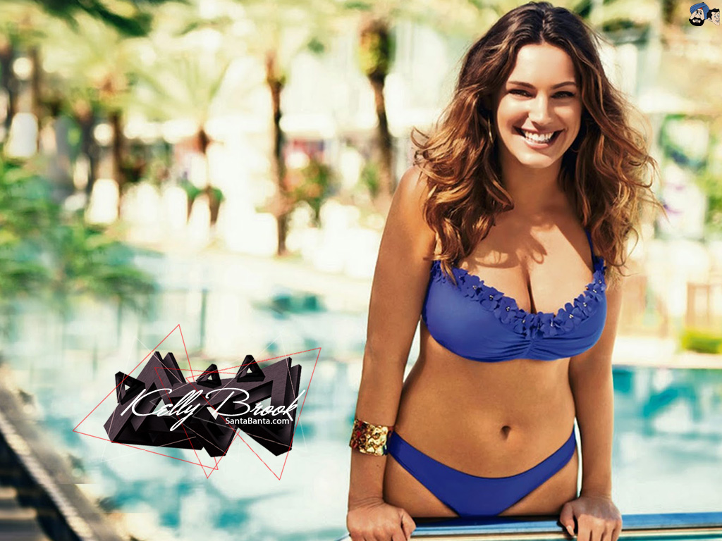 1024x768 - Kelly Brook Wallpapers 29