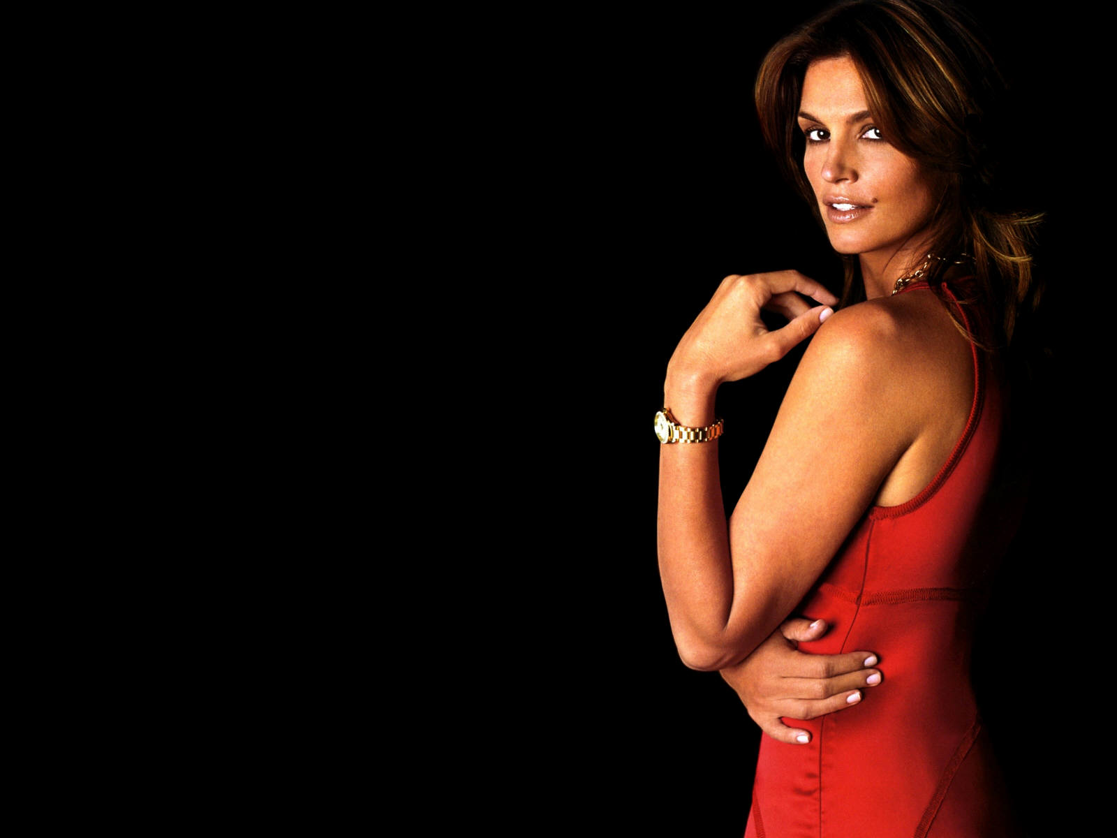 1600x1200 - Cindy Crawford Wallpapers 1