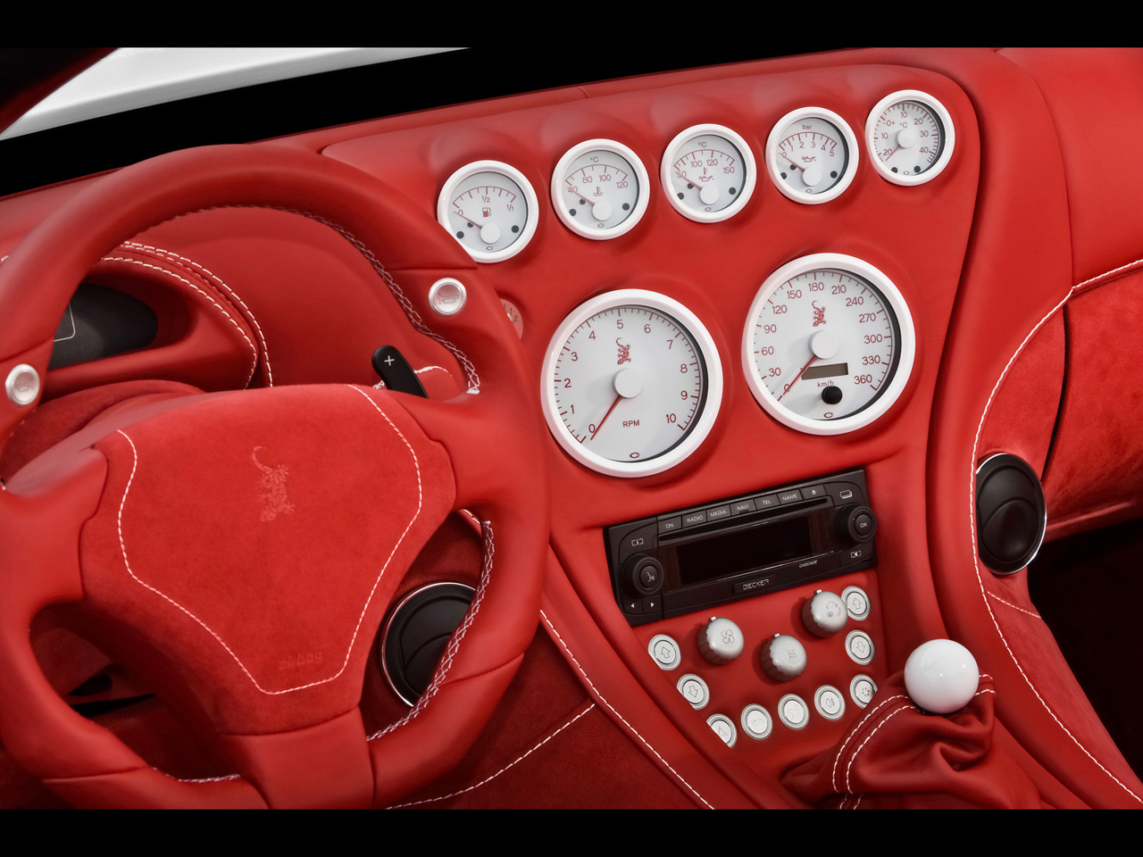 1280x960 - Wiesmann GT MF5 Wallpapers 28