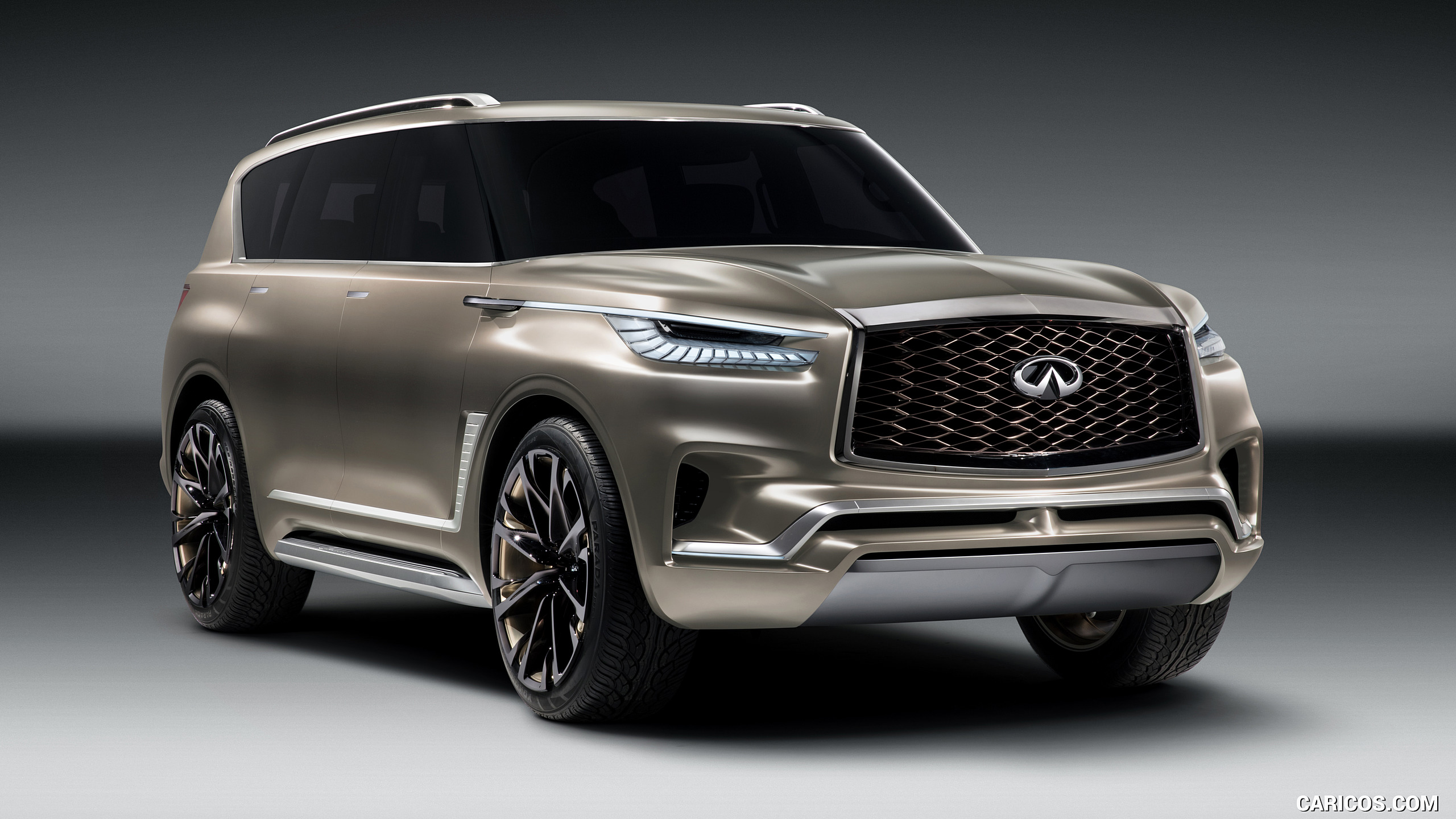 2560x1440 - Infiniti QX80 Wallpapers 23