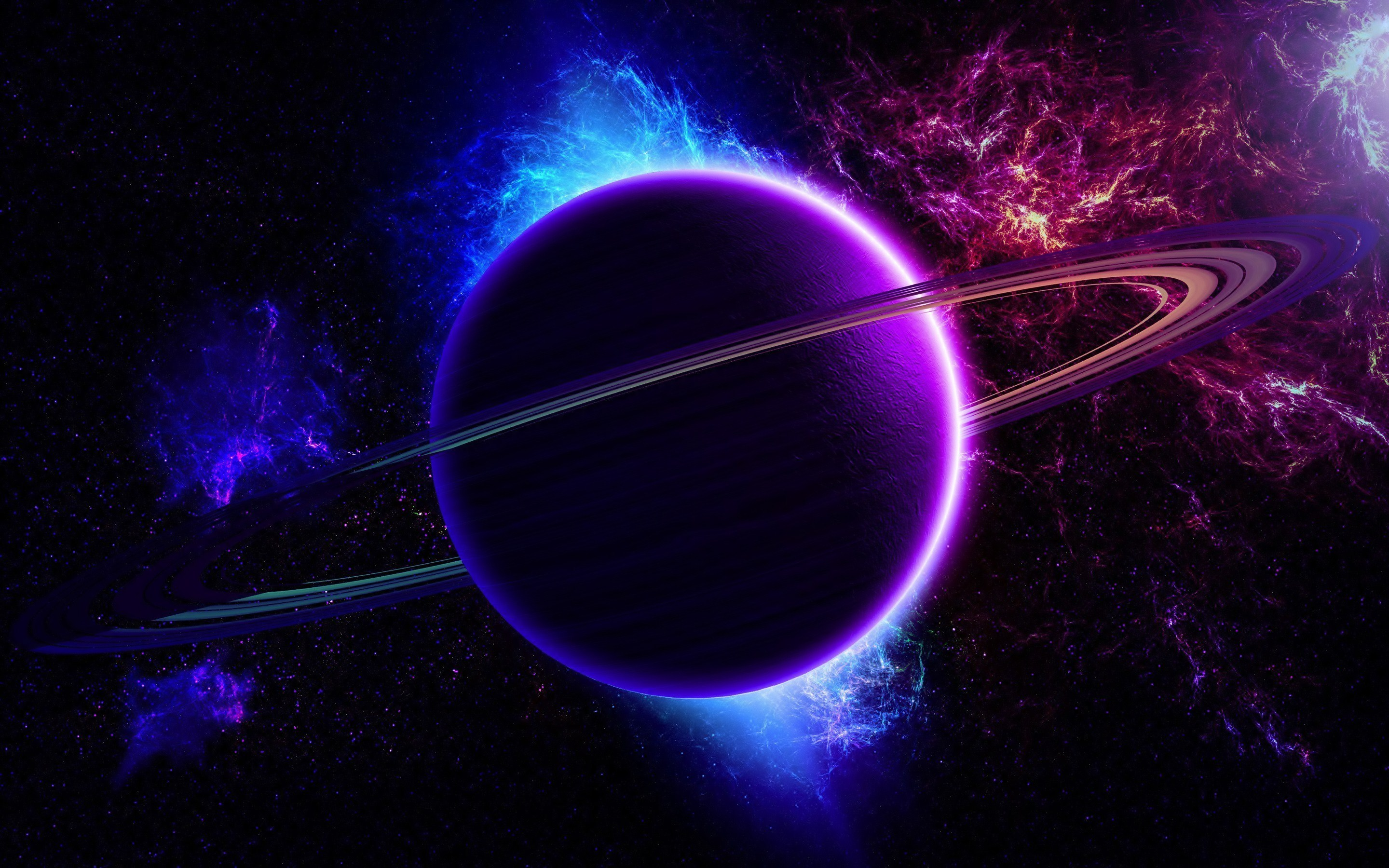 2880x1800 - Planetary Ring Wallpapers 7