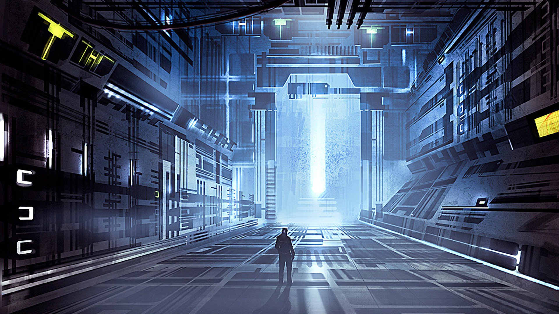 1920x1080 - Sci Fi Building Wallpapers 34