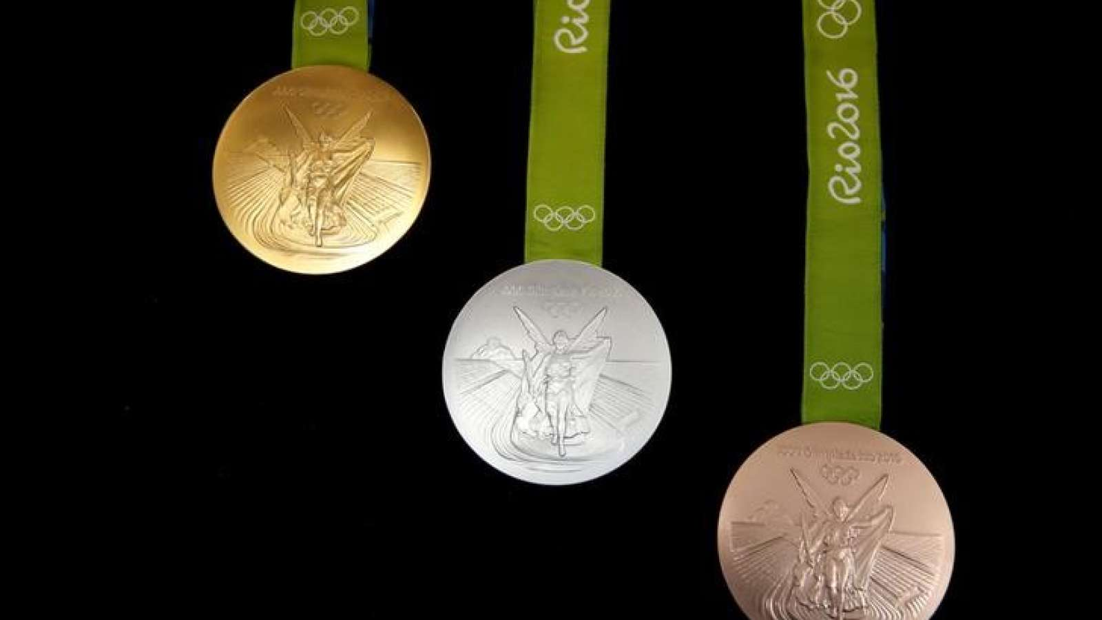 1600x900 - Olympic Gold Metal Wallpapers 18