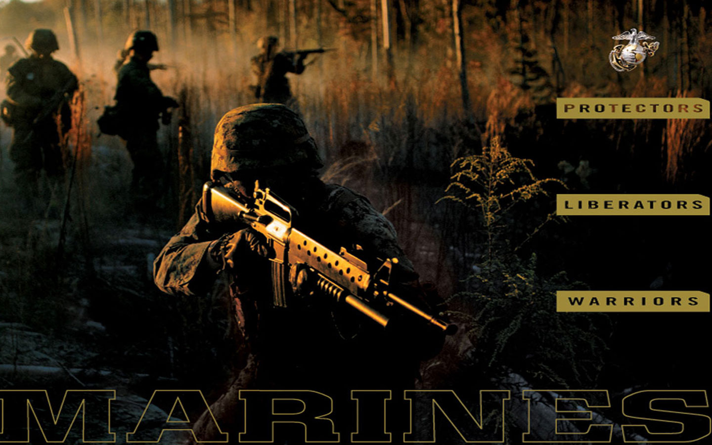 1440x900 - US Army Screensavers and Wallpaper 30