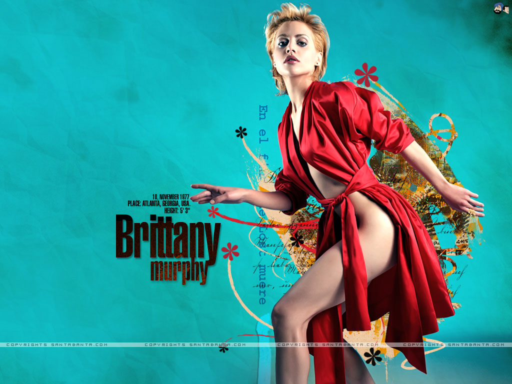 1024x768 - Brittany Murphy Wallpapers 33