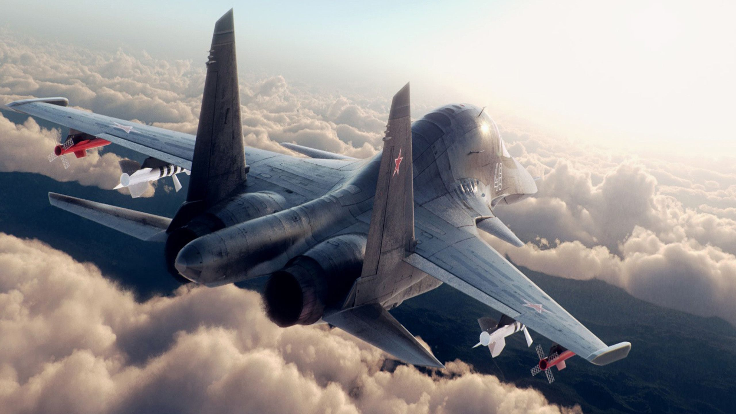 2560x1440 - Aircrafts Wallpapers 1