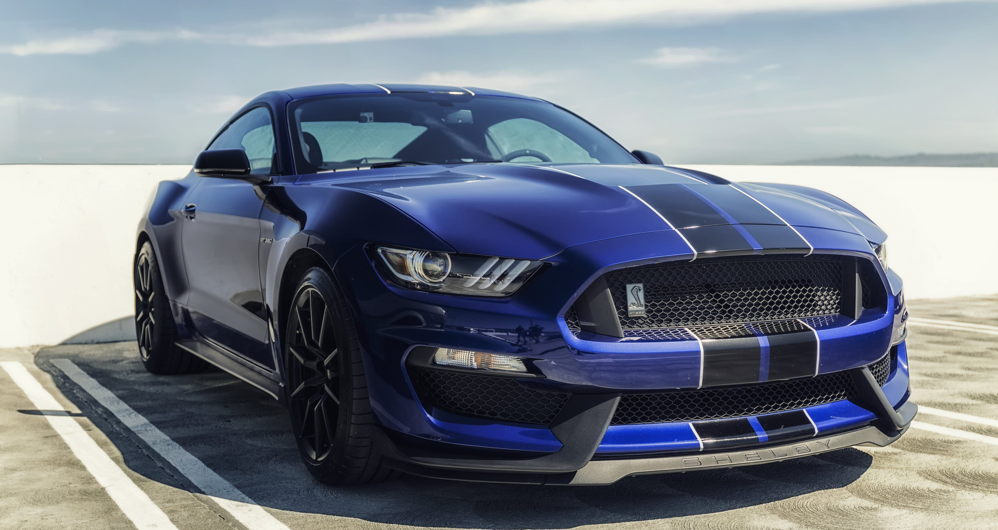 3840x2040 - Shelby Mustang GT 350 Wallpapers 9