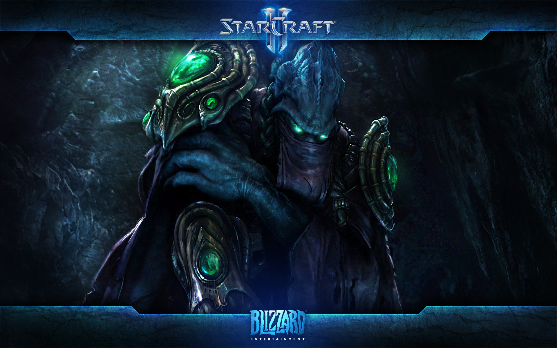 1920x1200 - Starcraft II: Wings Of Liberty HD Wallpapers 26