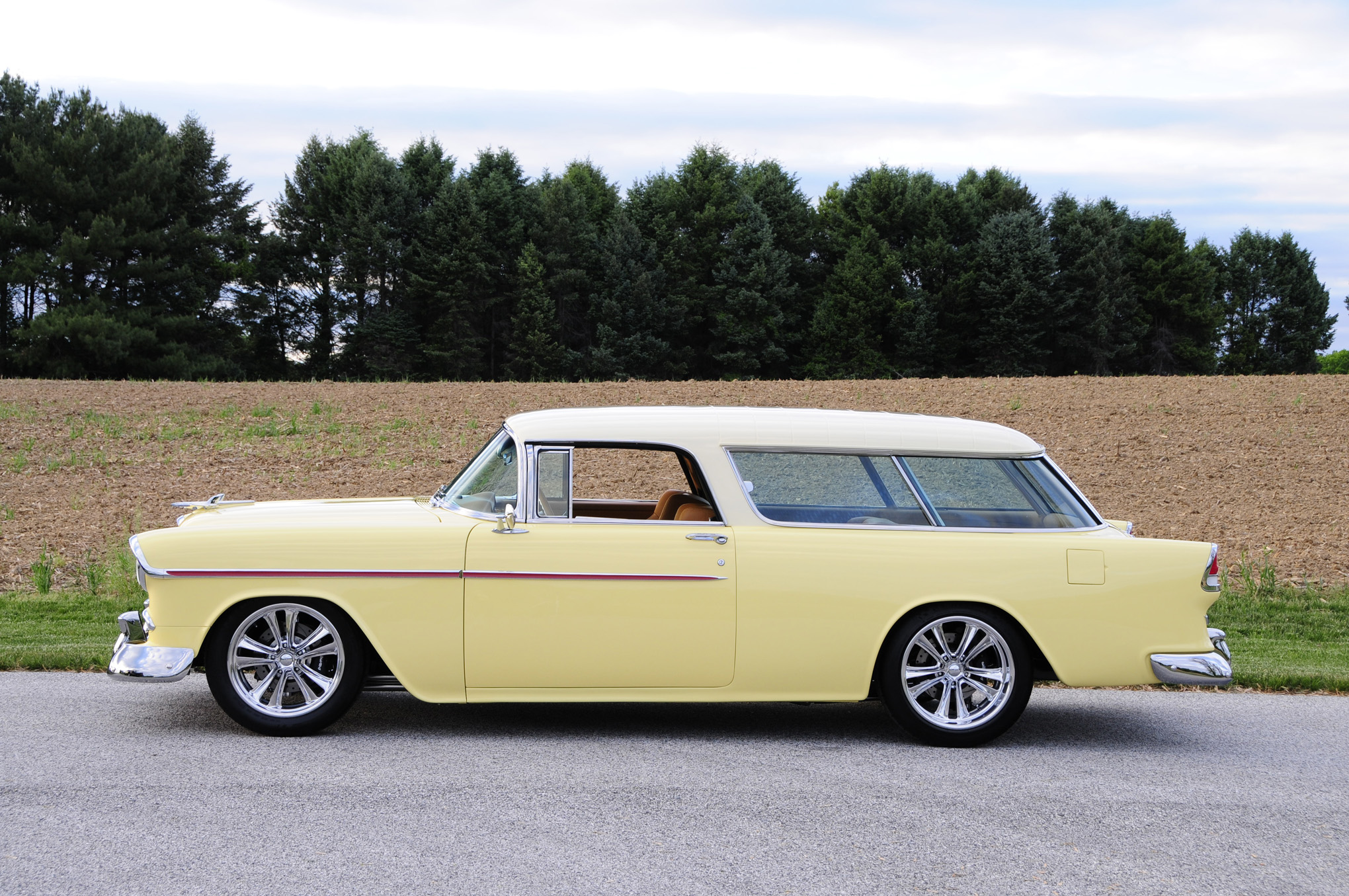 2040x1355 - Chevrolet Nomad Wallpapers 31