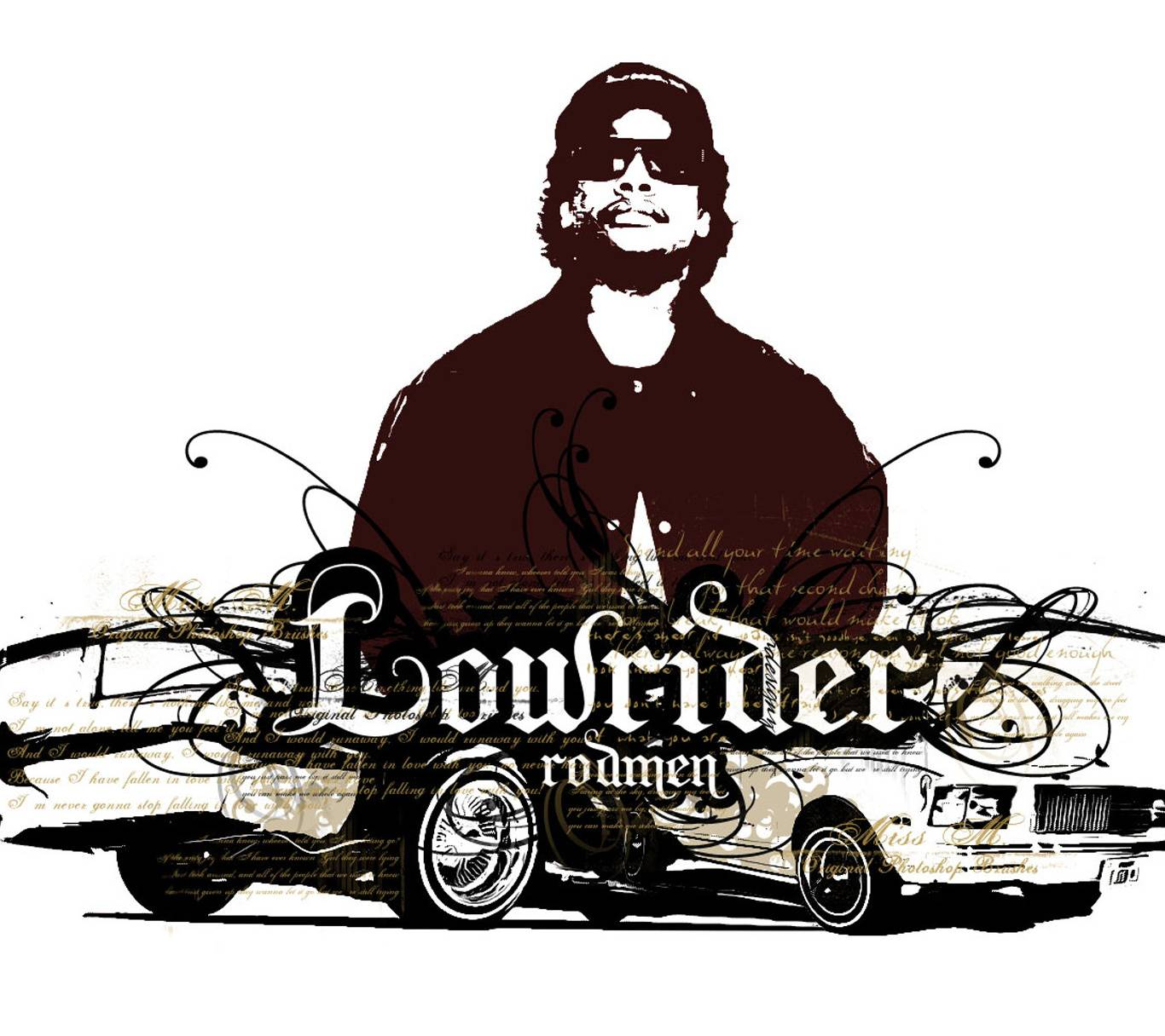 1366x1216 - Lowrider Wallpapers 25