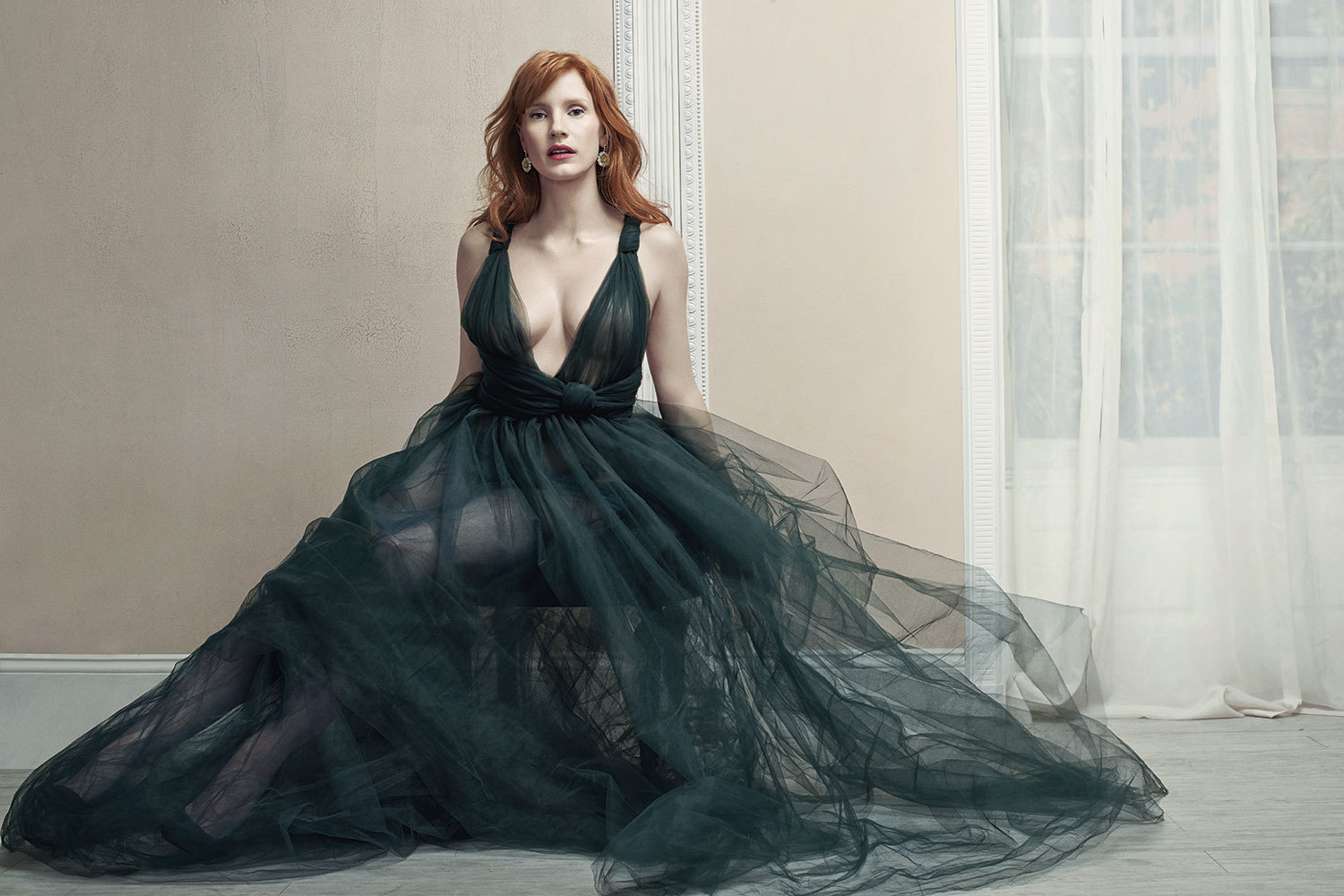 1500x1000 - Jessica Chastain Wallpapers 7