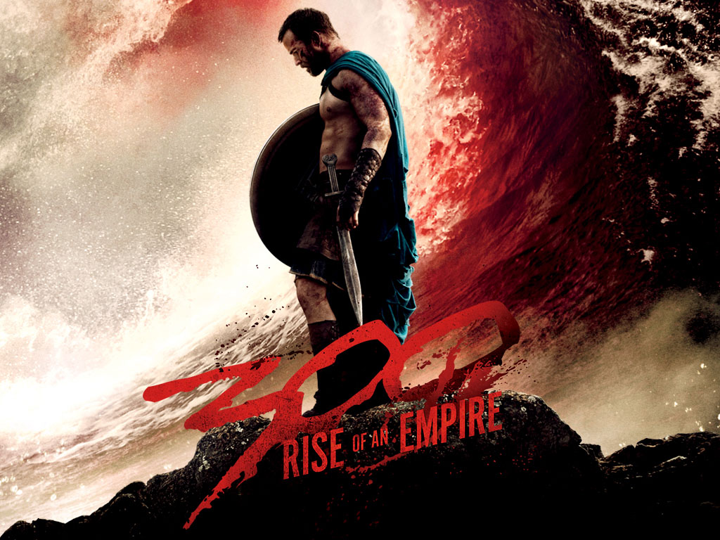 1024x768 - 300: Rise of an Empire Wallpapers 5