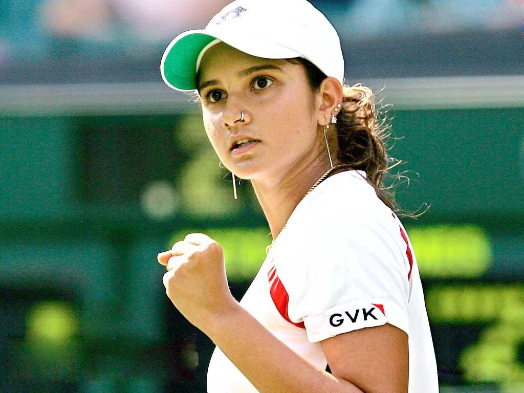 1024x768 - Sania Mirza Wallpapers 12