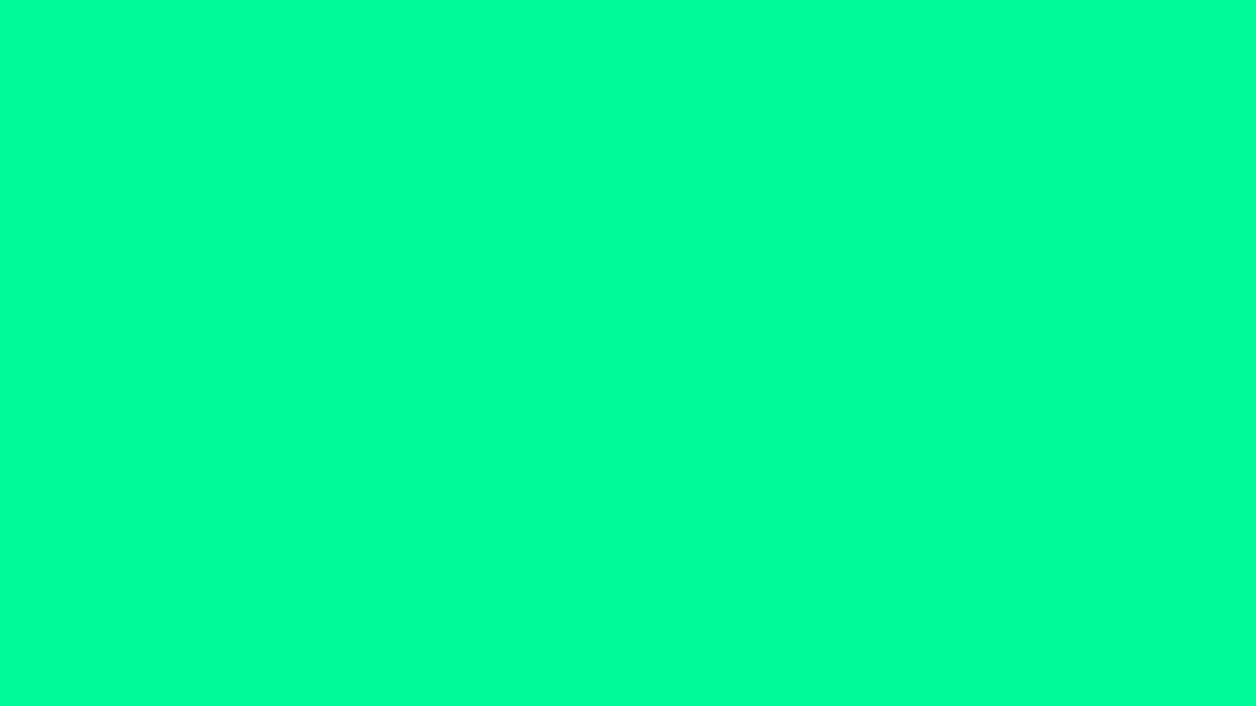 2560x1440 - Solid Green 18
