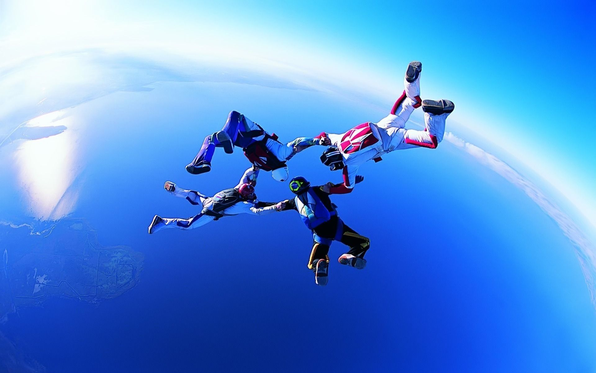 1920x1200 - Skydiving Wallpapers 23