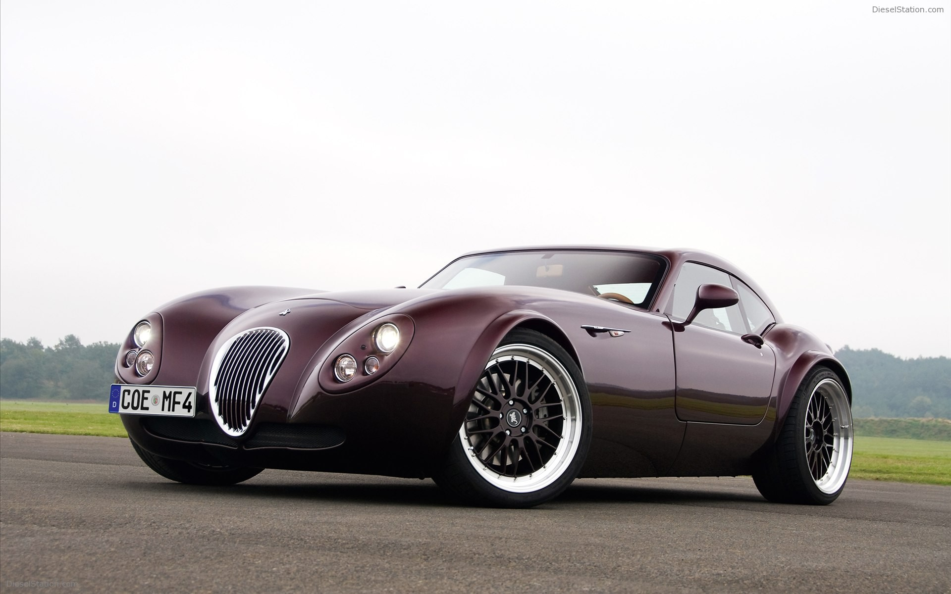 1920x1200 - Wiesmann GT MF4 Wallpapers 20