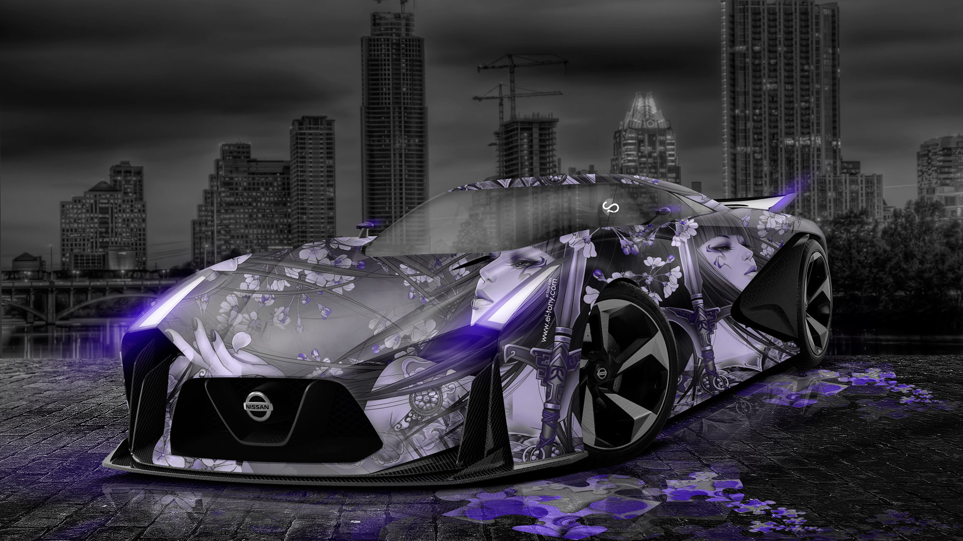 1920x1080 - Nissan Concept Wallpapers 27