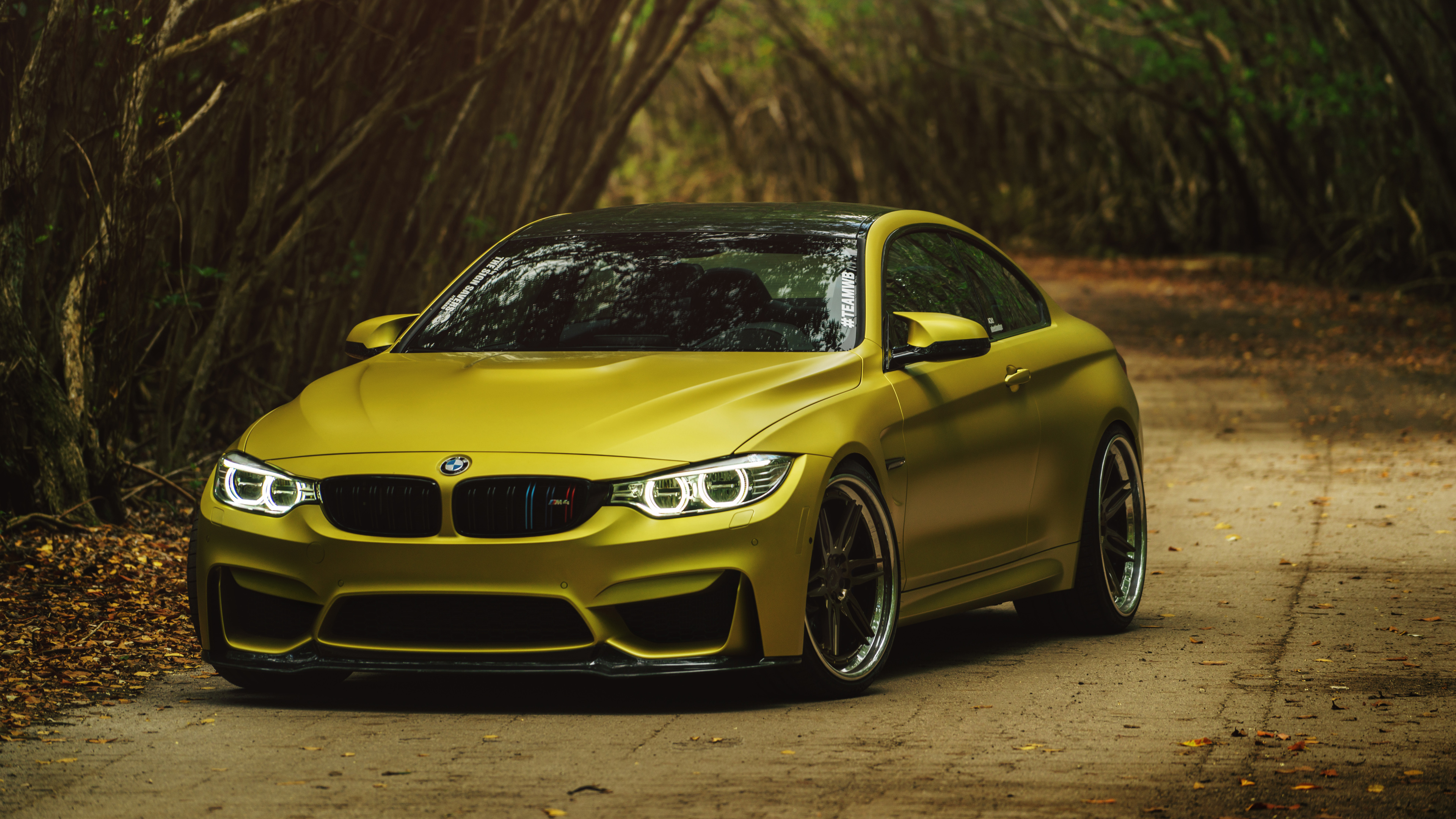 3840x2160 - BMW M4 Wallpapers 1