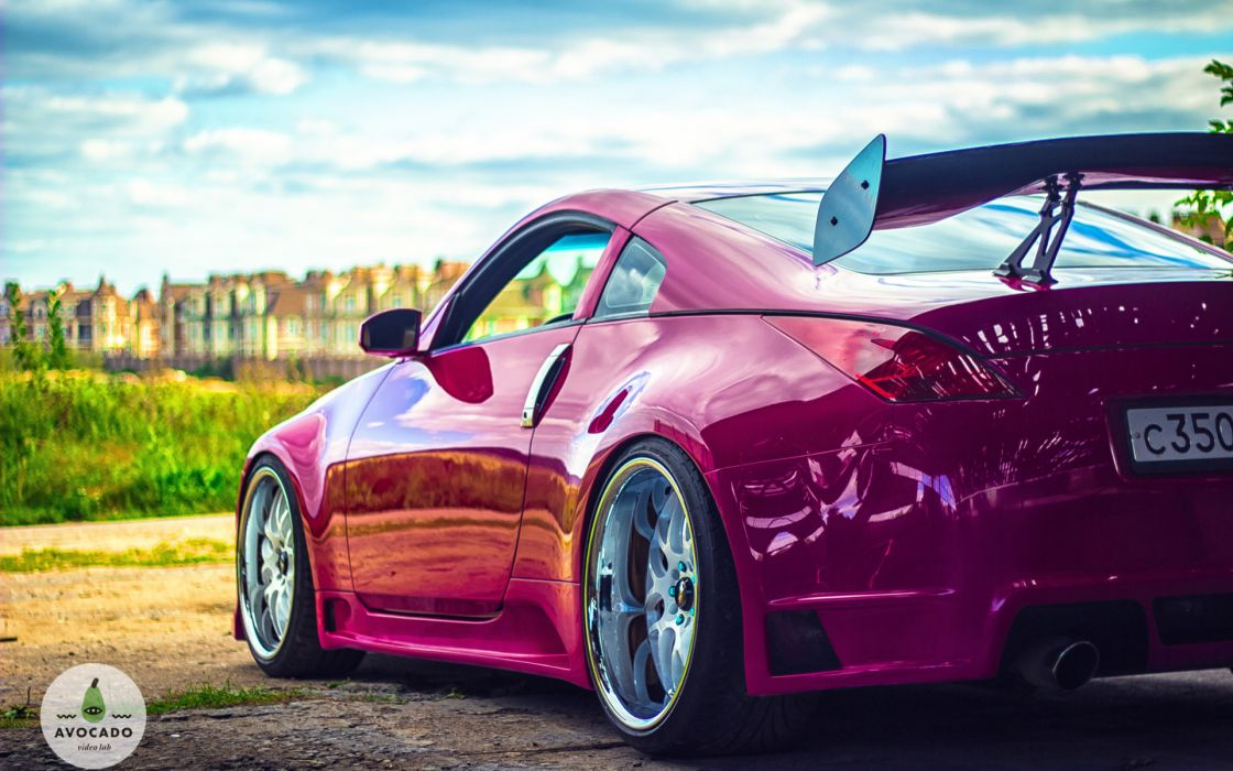 1120x700 - Nissan 350Z Wallpapers 32