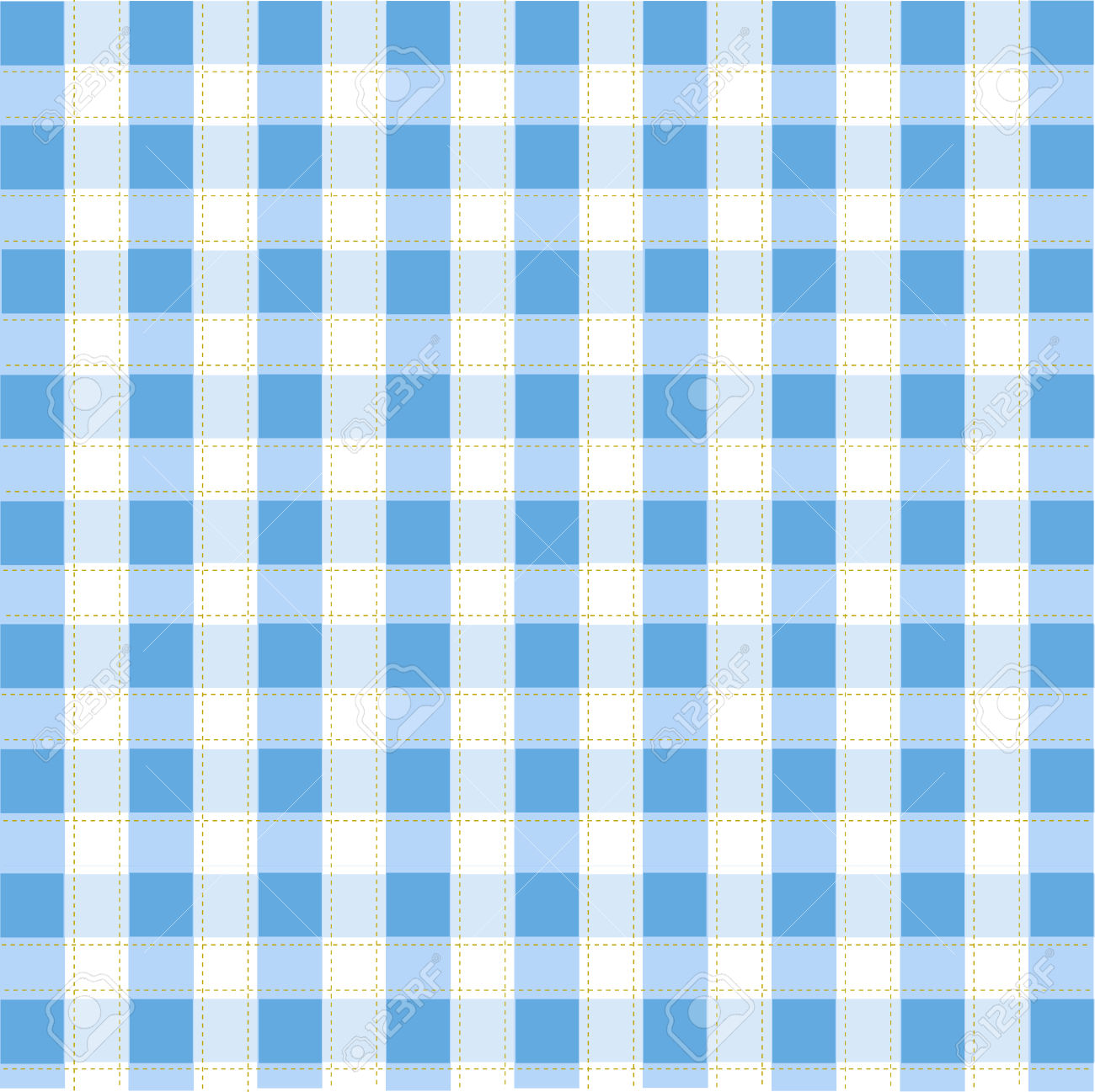 1300x1297 - Blue Plaid 35