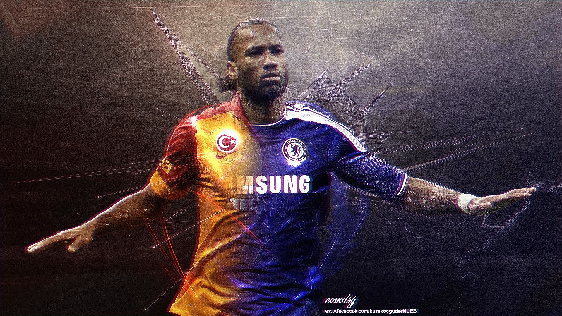 1920x1080 - Didier Drogba Wallpapers 10