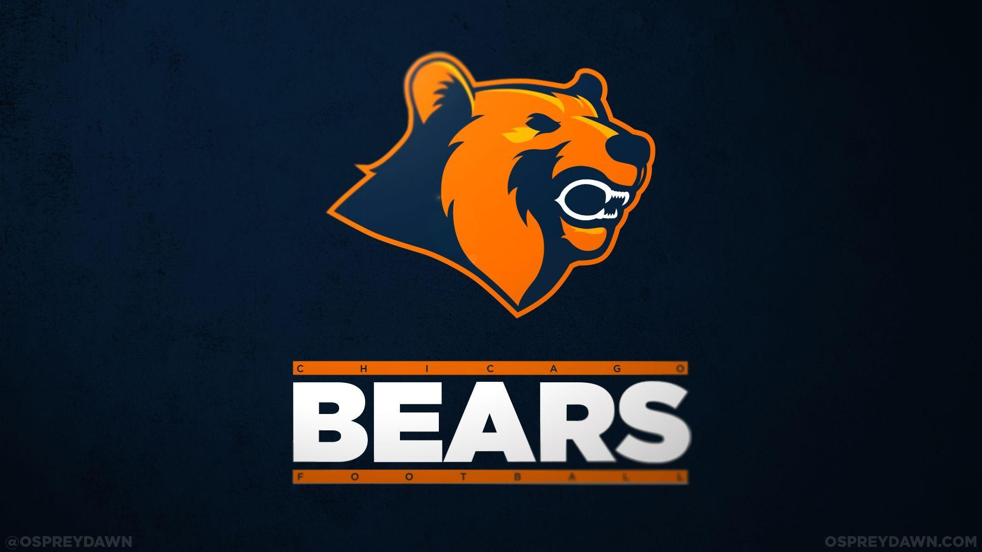 1920x1080 - Chicago Bears Wallpapers 9